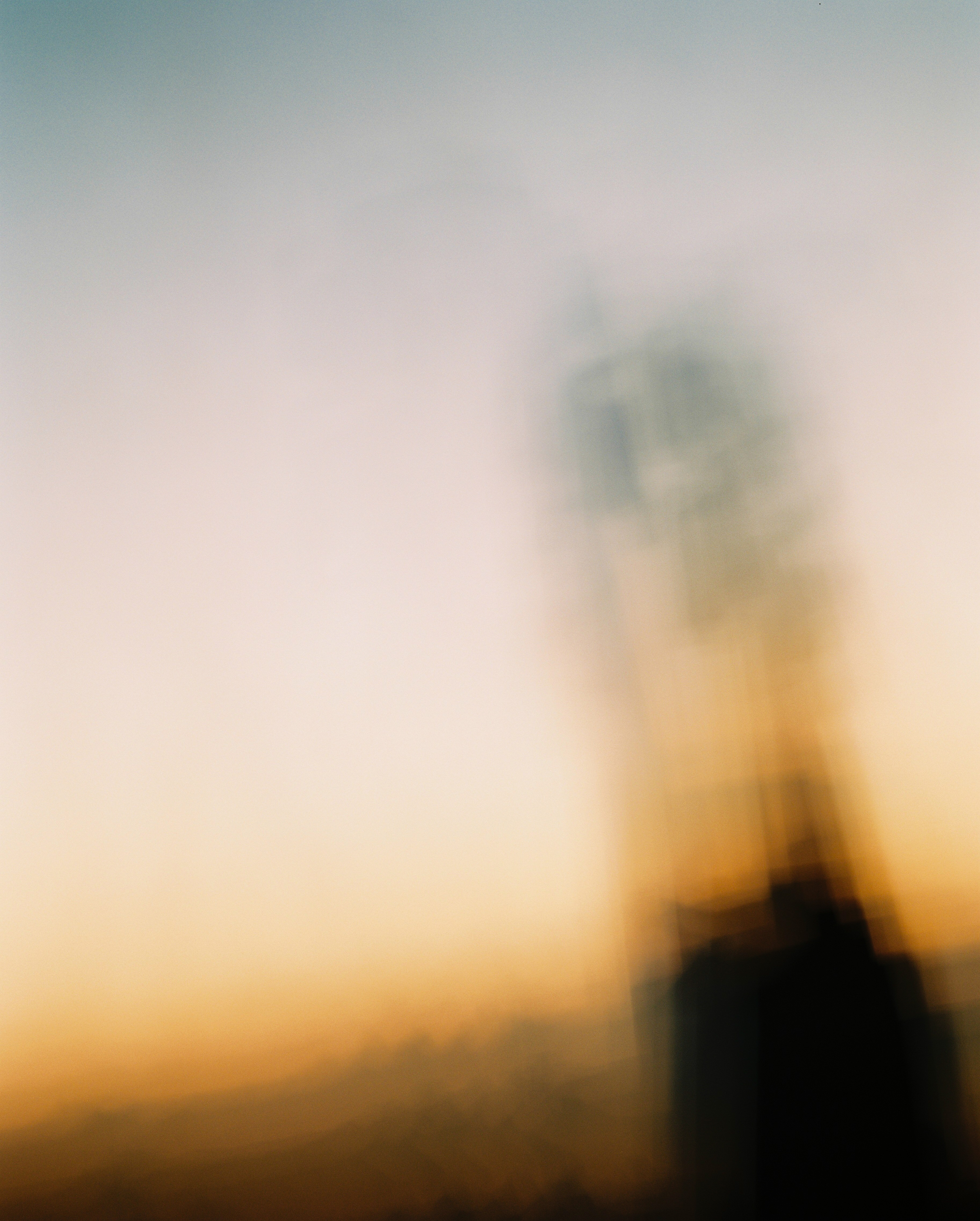 Eve of the apocalypse | Cross de Pen Hir | RB67, 90mm | Portra 160 | Nils Karlson