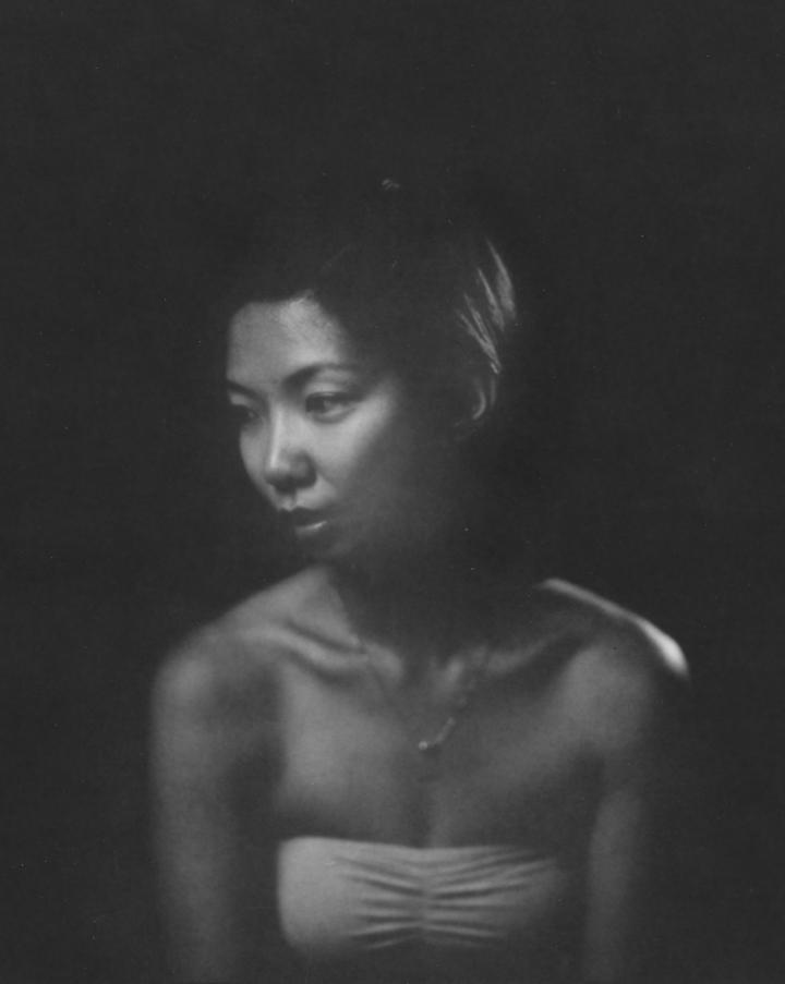 Lizz | Ralph Whitehead | DeVere 10x8 Paper Neg