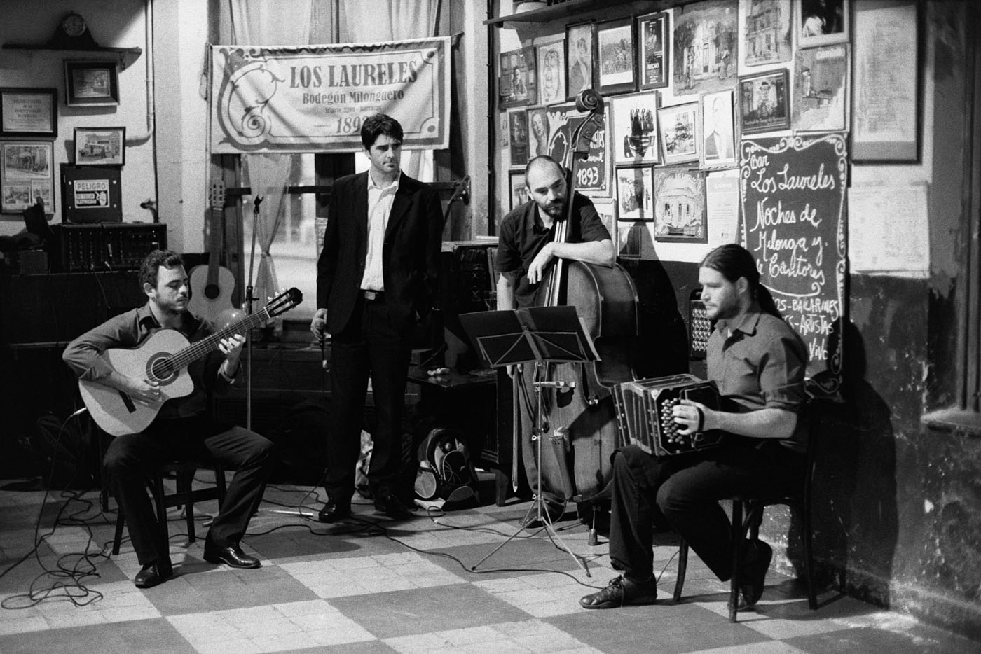 La Trampera  tango orchestra