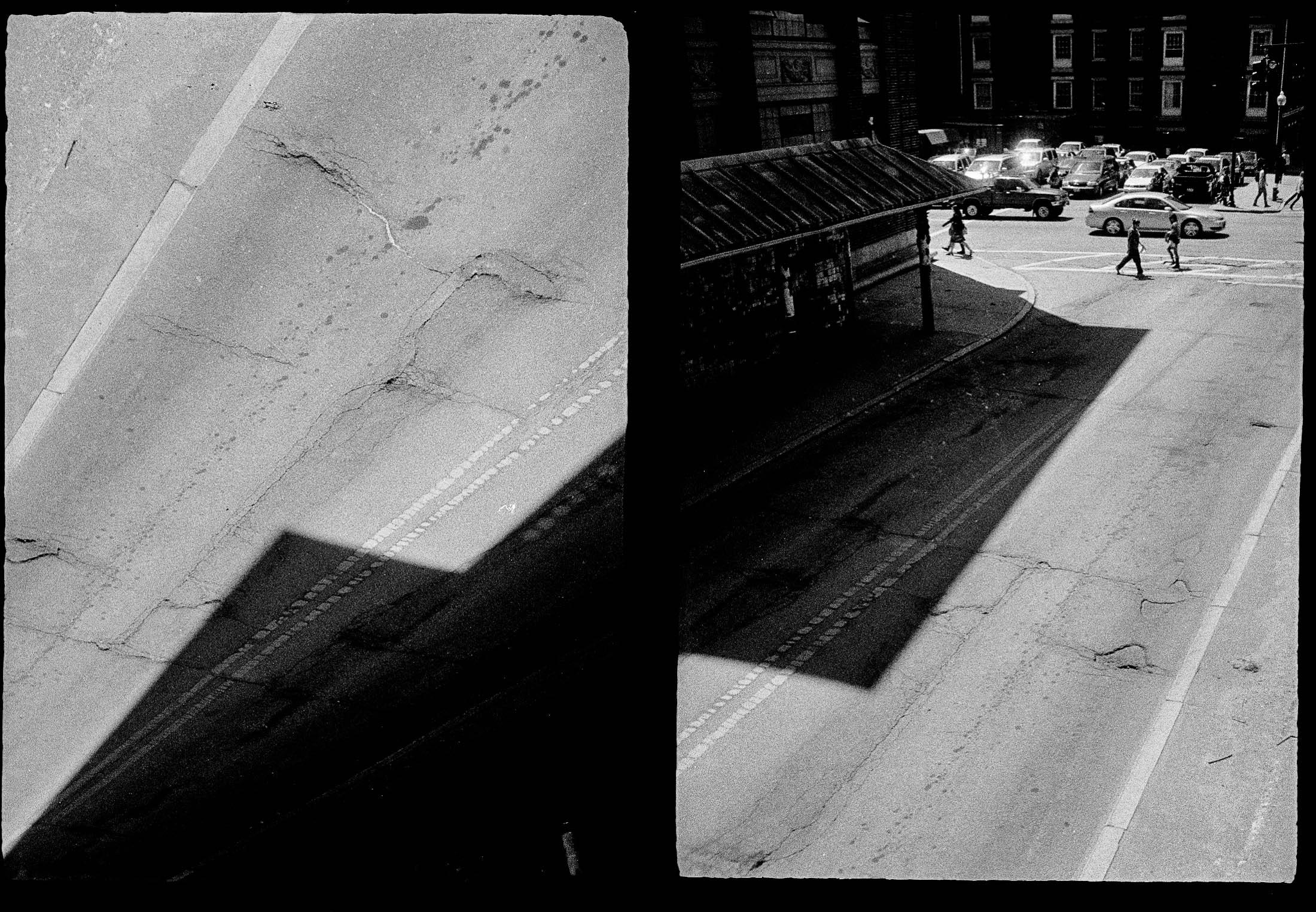 Chaika Camera, Efke50 + Rodinal. Commie film this time too. 2013
