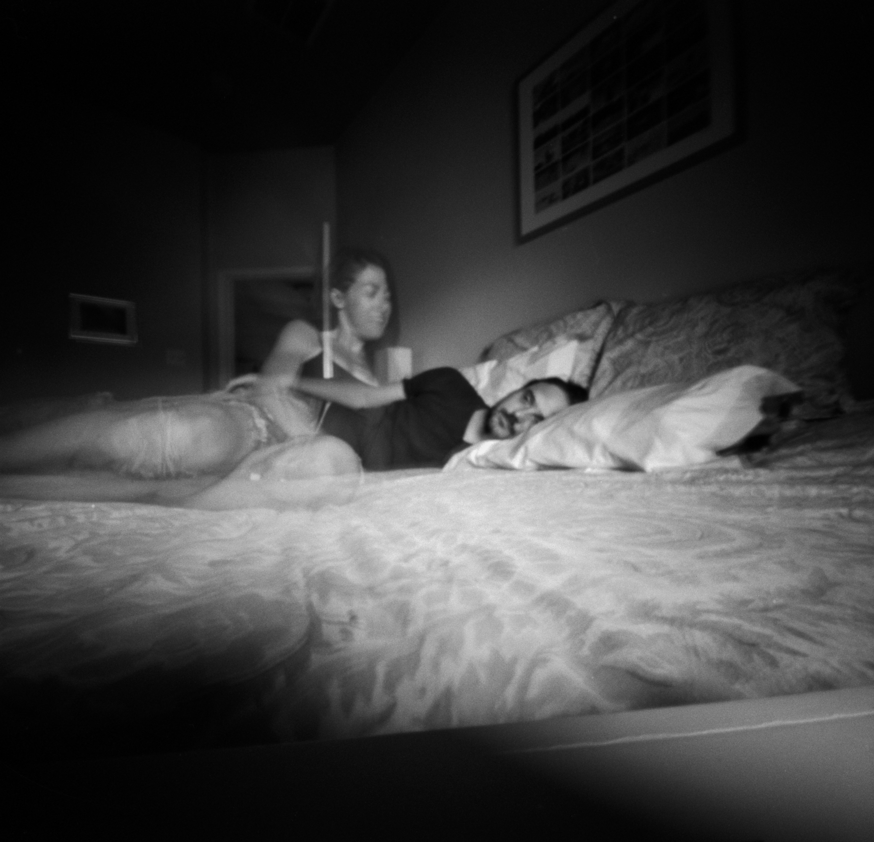 Sunday Afternoon | Ondu 6x6 | Kodak Tri-X | Amy Jasek