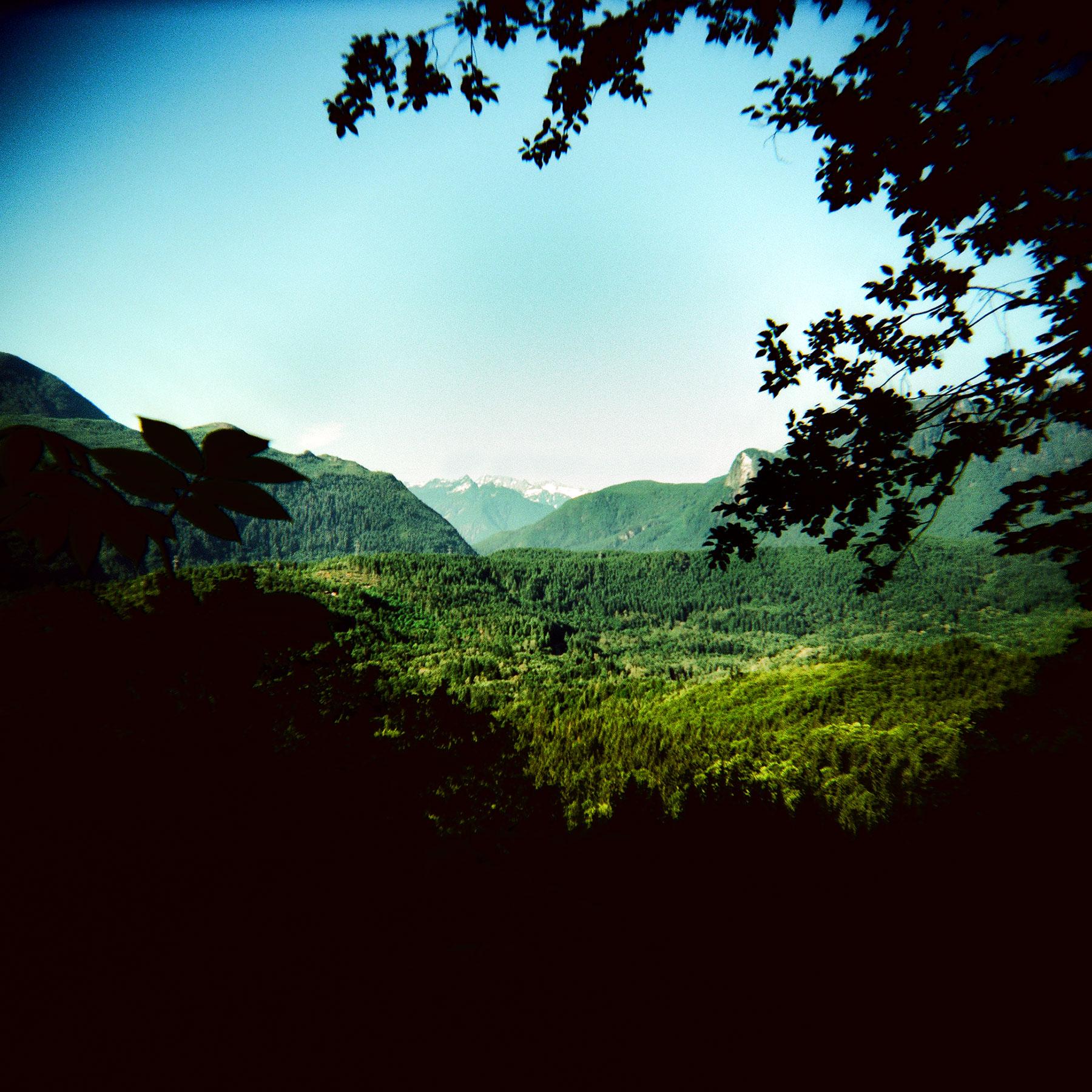 Mountaindex | Holga 120FN E100Gxpro | Katie Mollon
