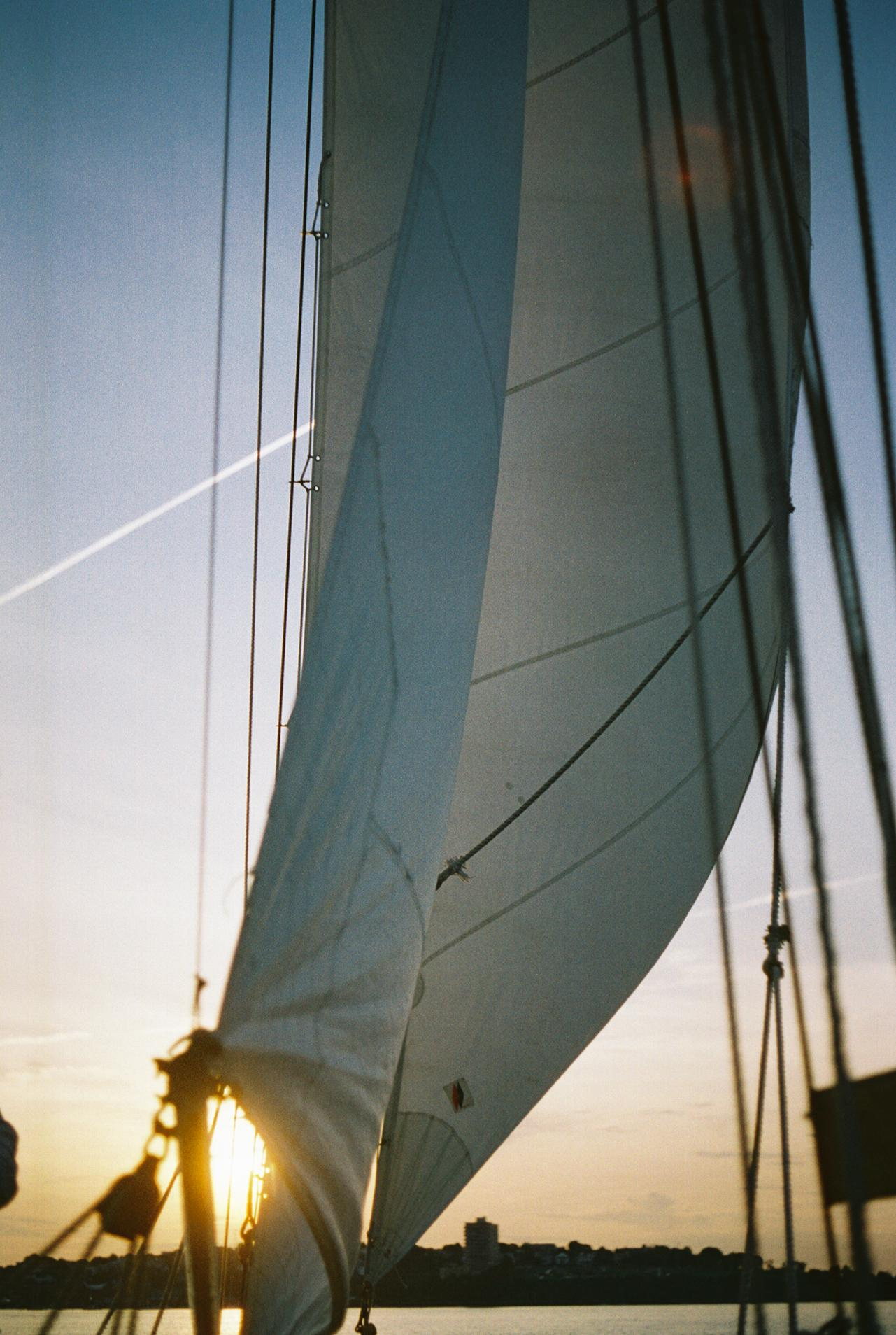 Sailing Away | Canon TL | Jennifer Battis