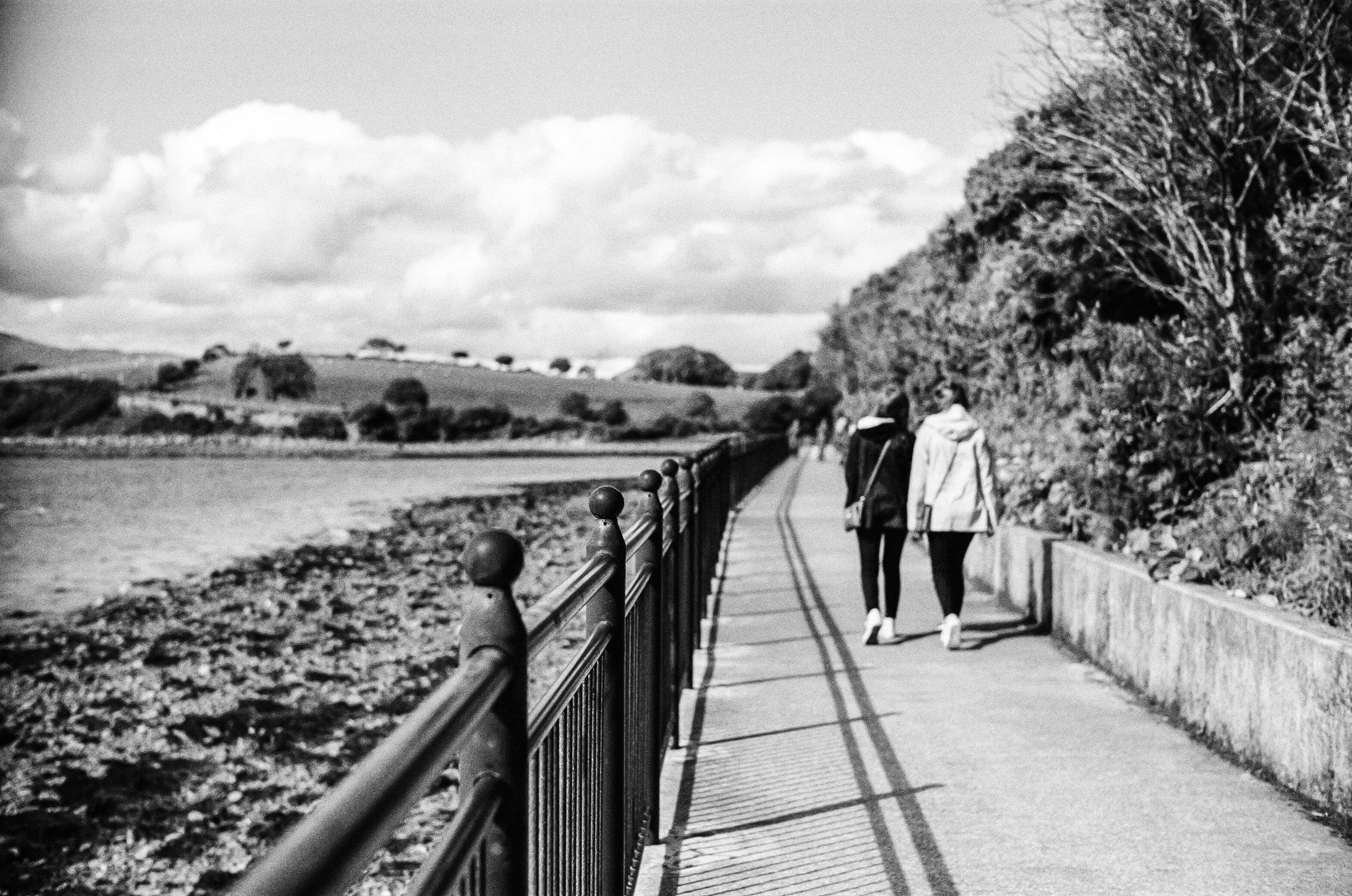 Walk Together   Leica MP   Summilux 50mm F/1.4   Kodak TX400   Michael Fauscette