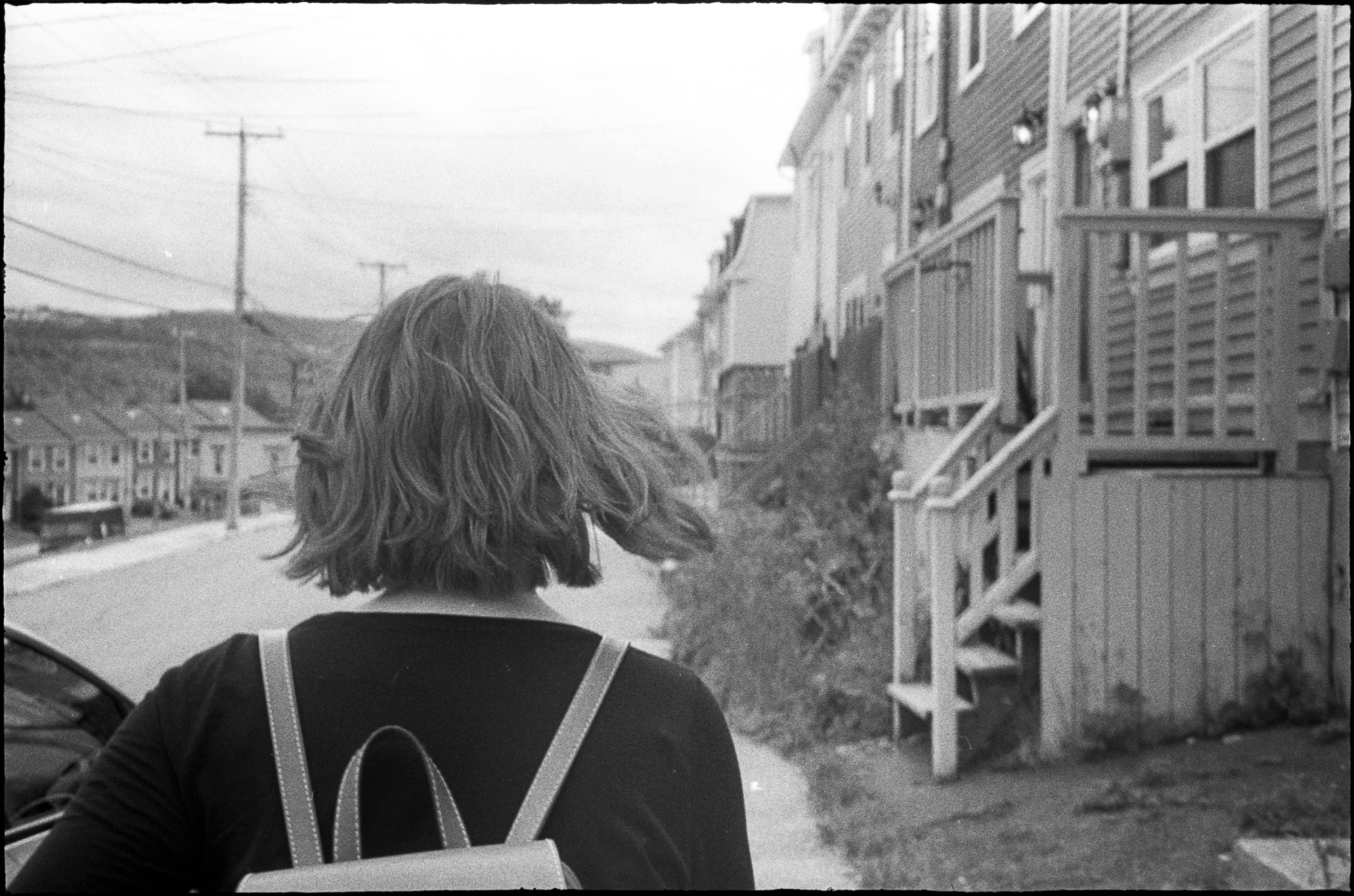 Evan Smith | Packing Up & Peacing Out | Canon A35F | HP5+