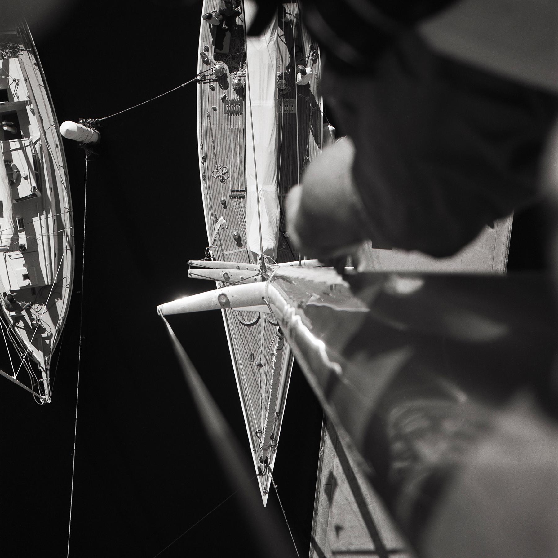 Mast   Hasselblad CM   Zeiss 80mm planar   Pan F   Brett Rogers