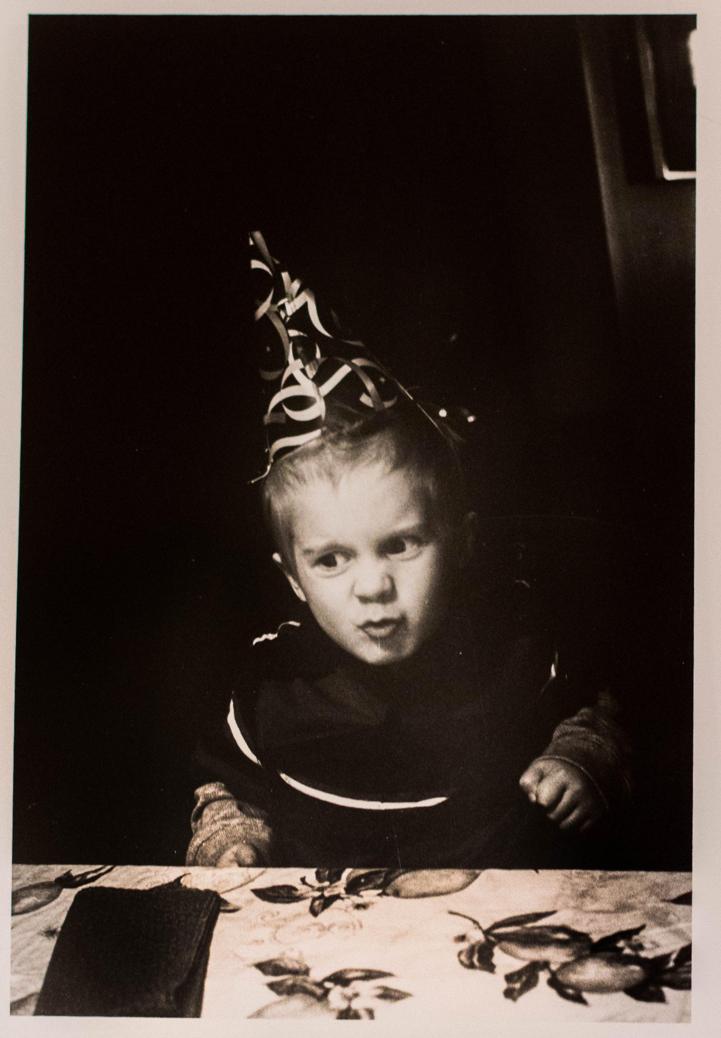 Happy Birthday | Canon TL - 50mm - Kodak TriX | Jennifer Batis