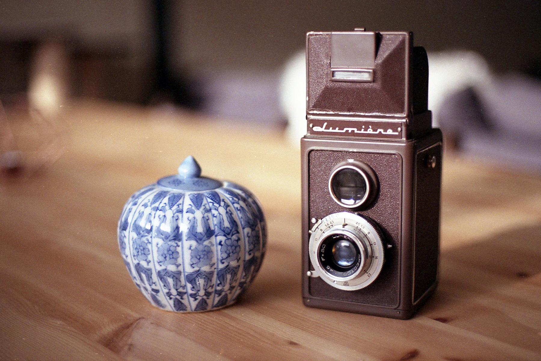 La Fille Renne | Grandma Stuffs | Canon AE-1 Program | Superia 200