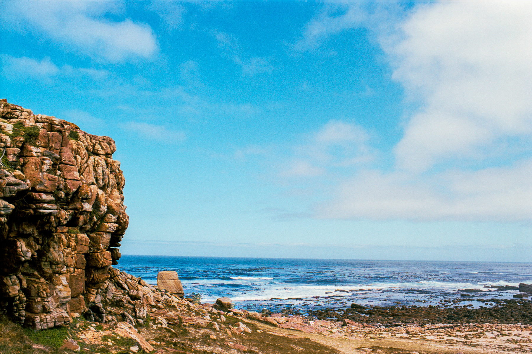 Cape of Good Hope | Cape Town, South Africa |Nikon FM3A | Nikkor 50mm f/1.2