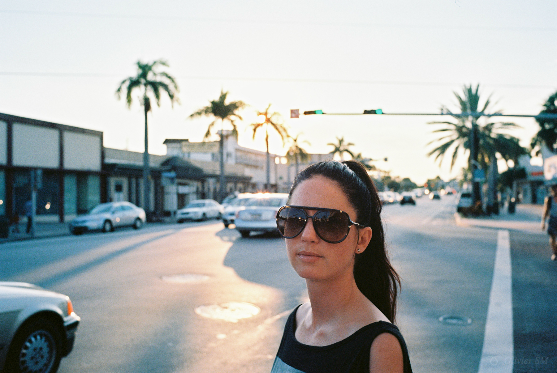 On the road again | Miami, USA | Voigtländer Bessa R3M | Voigtländer 35mm f/1.4 Nokton Classic