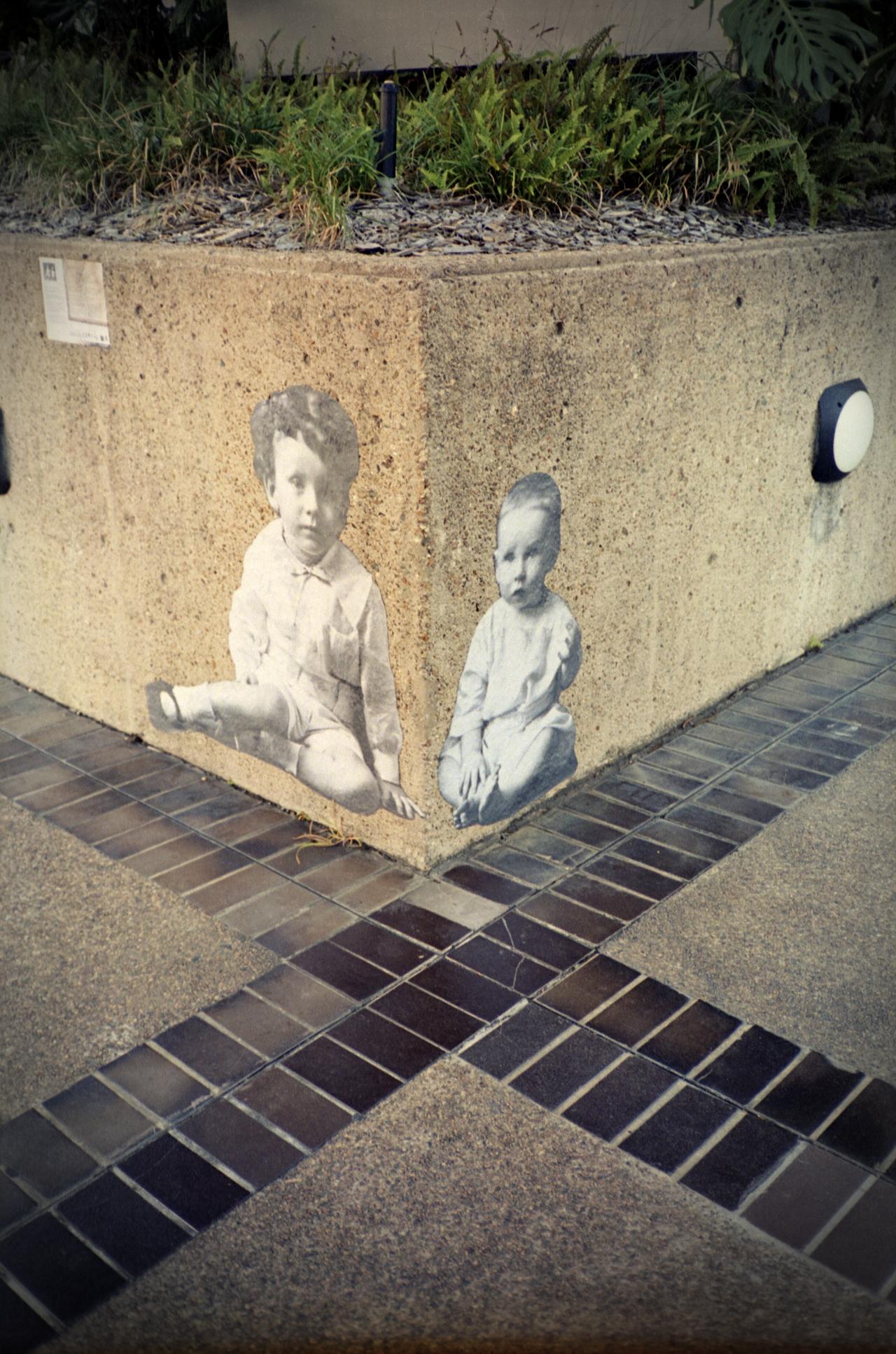 Neal Thorley | Wall children | Canon MC