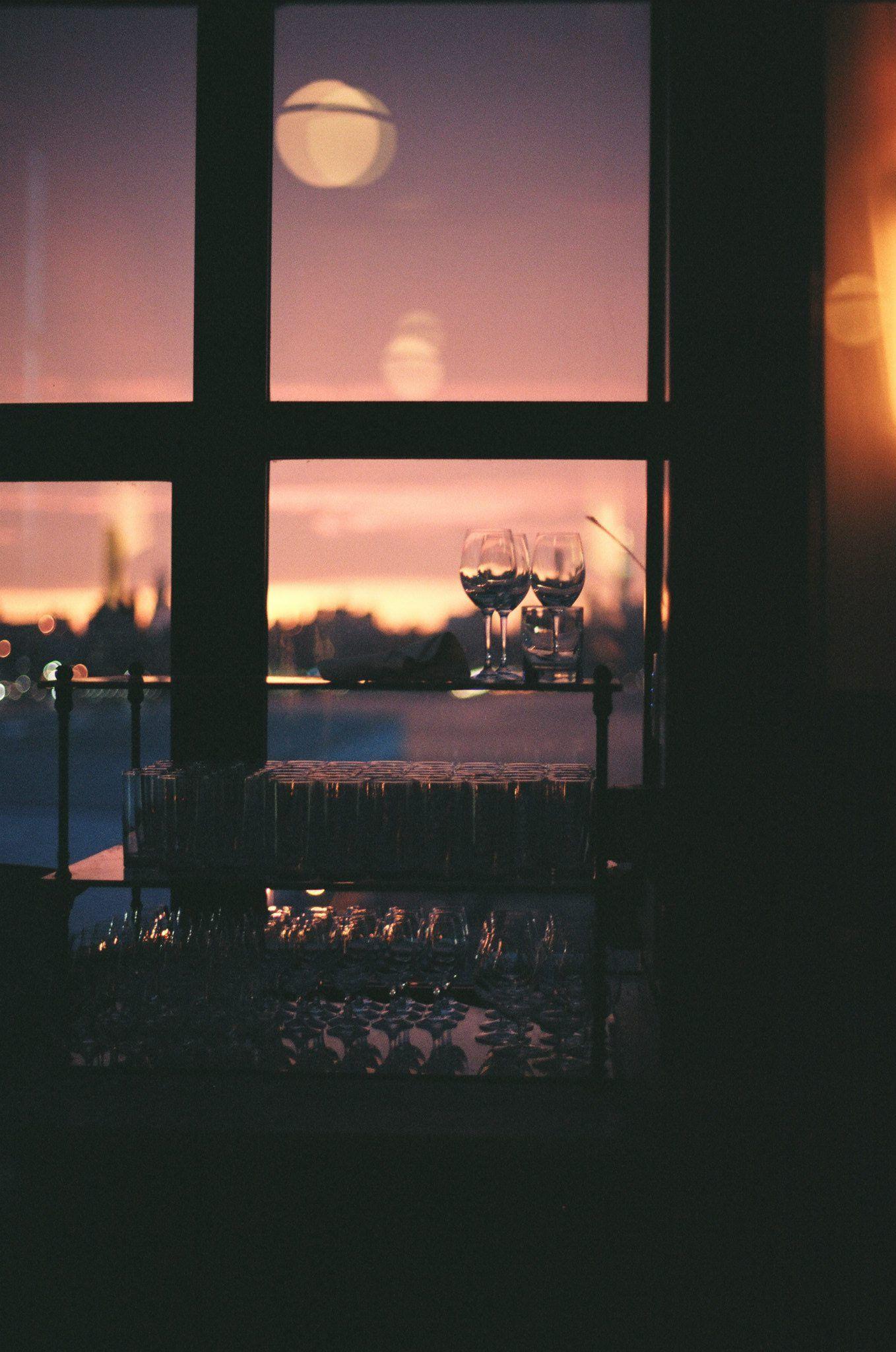 Yana Azova | Caged In Glass | Elan 7 - 50 f1.4