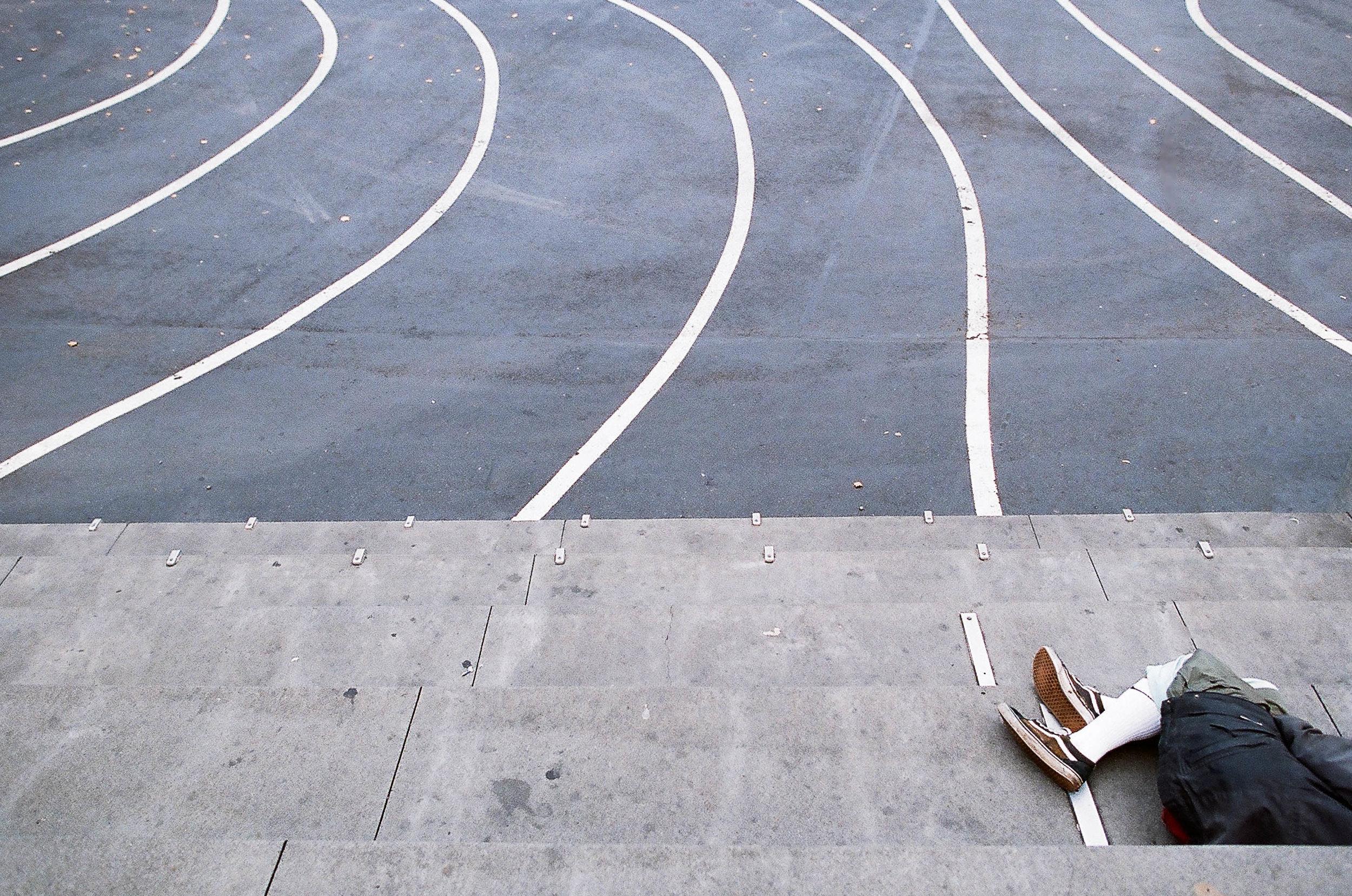 home-less | nikon f100 24mm | portra400 | Amanda Thomas Carey