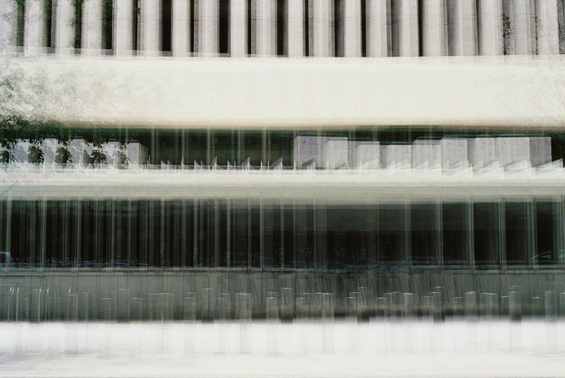 parallax #1 | Nikon F100 | Kodak 400 | Deborah Candeub