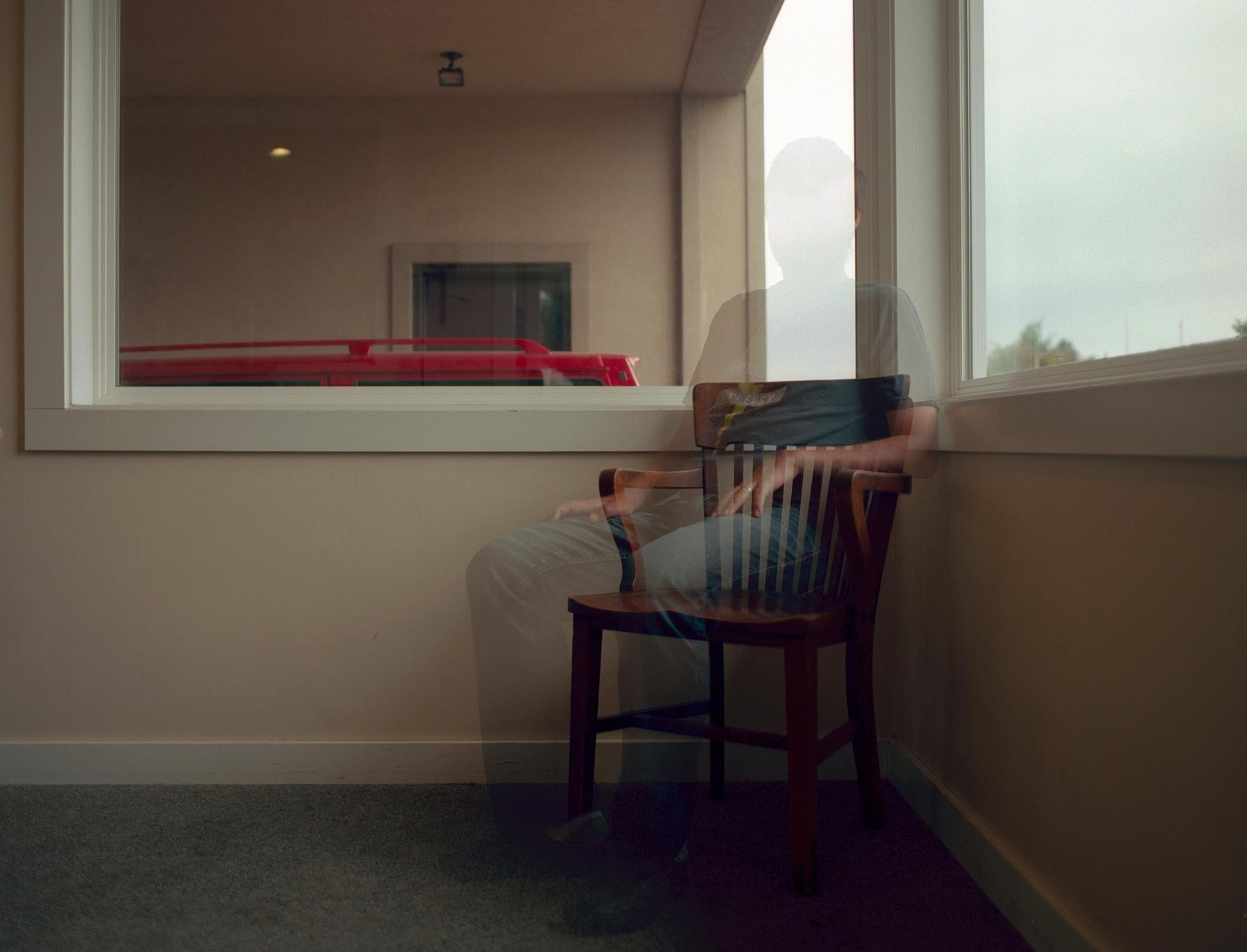Colton Allen | Ghost In A Shell | Bronica ETRSI | Kodak Ektar 100