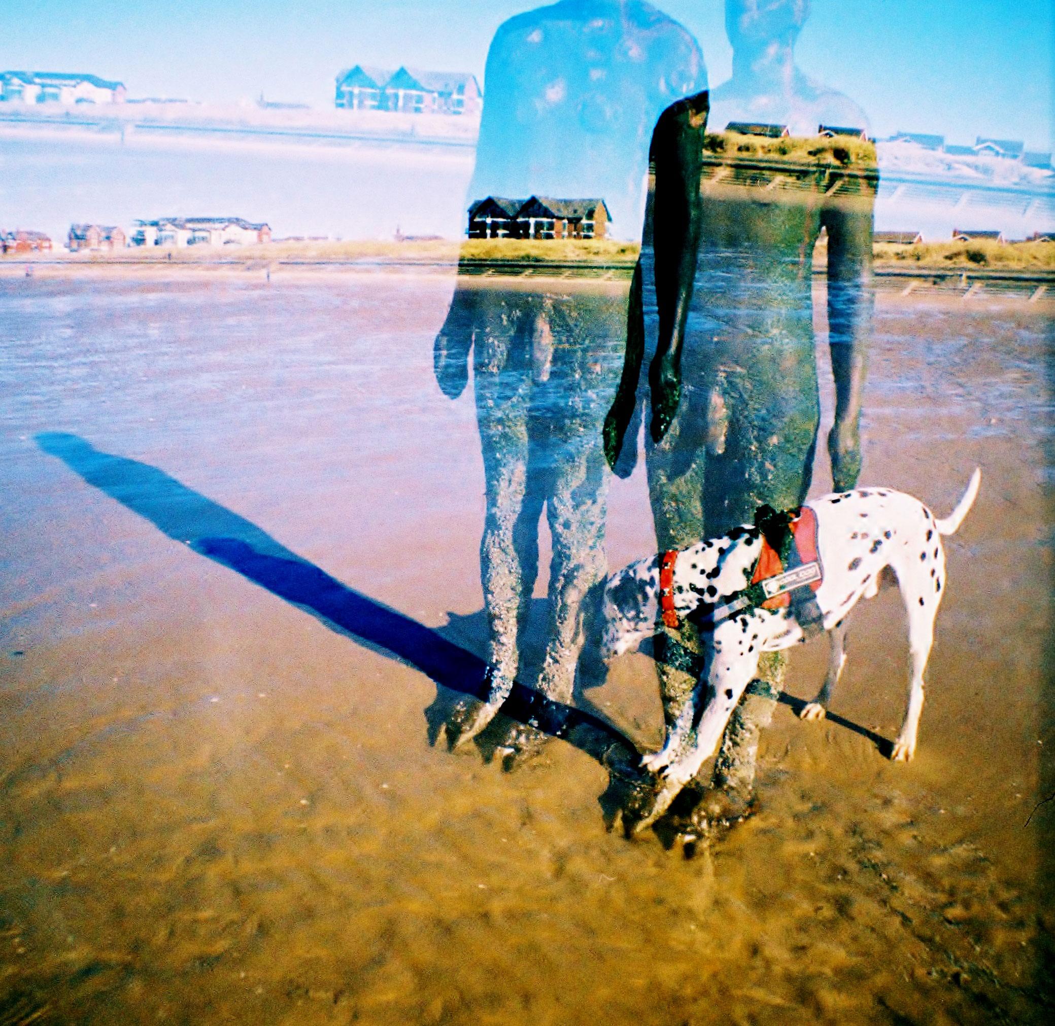 Lucy Wainwright | Untitled | Diana F+ | Ektachrome crossed
