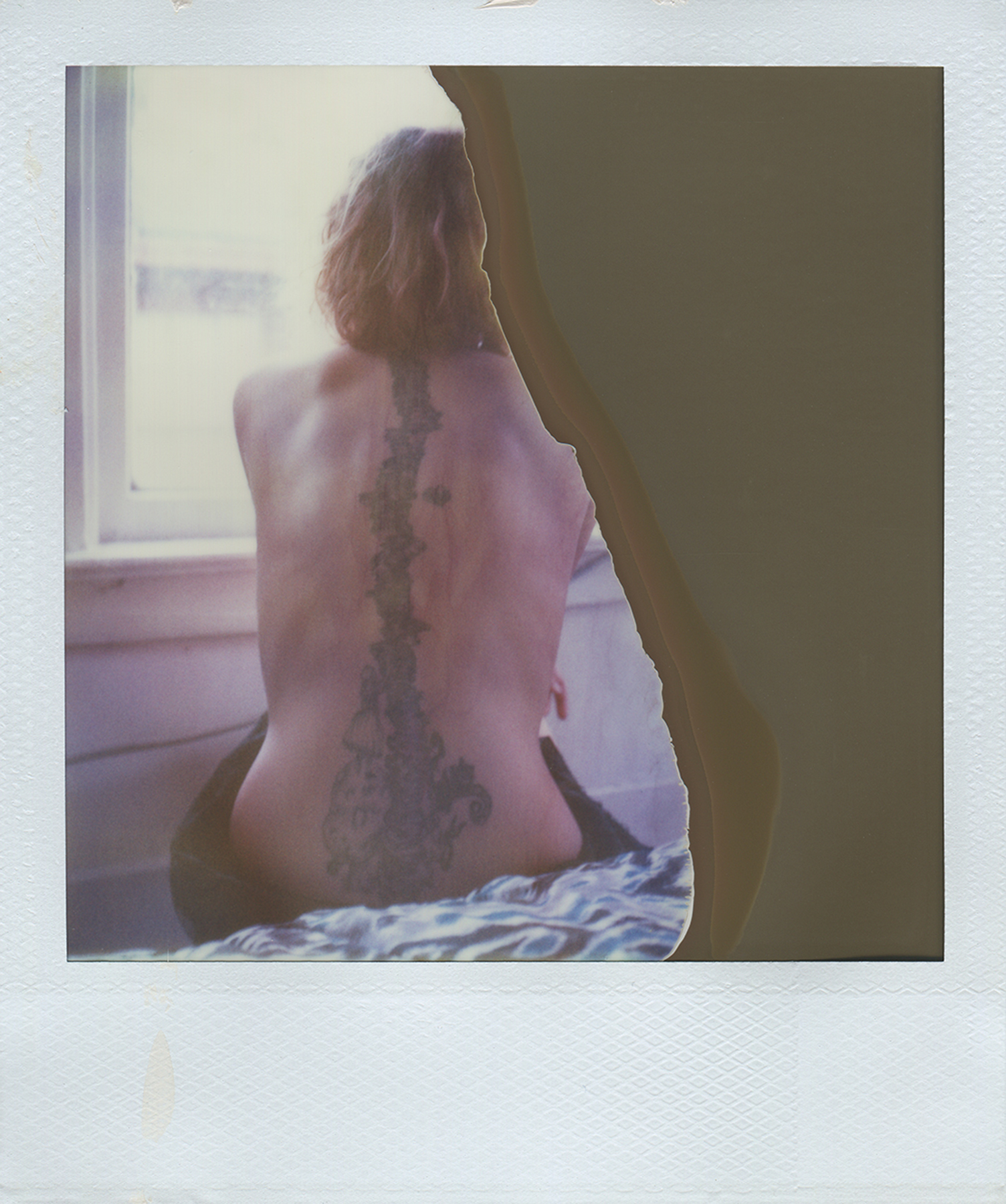 Untitled | SX-70 | Time Zero | Rachael Yates