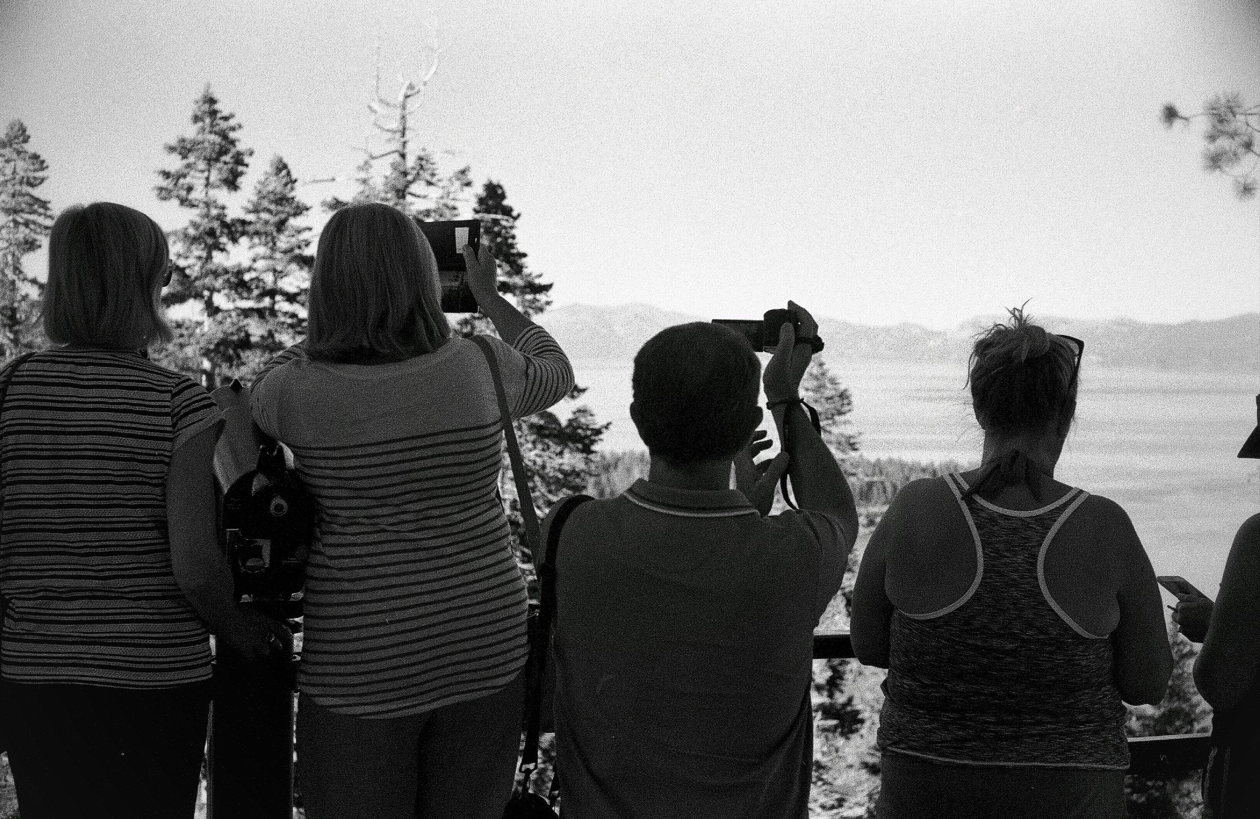 Hank Beckmeyer | Tourist | Leica M7 | Sonnetar 50 1.1 |  Tri-X