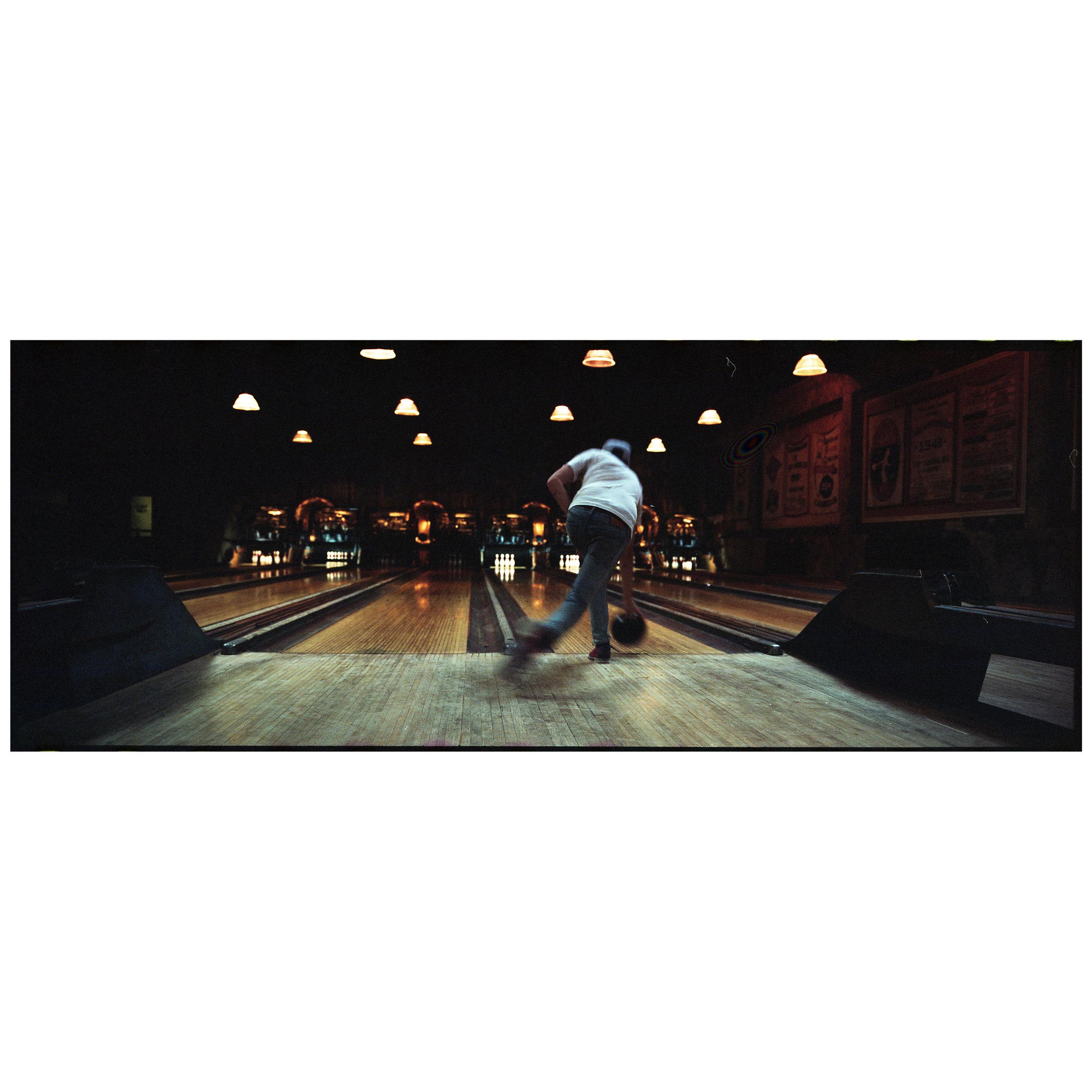 Strike | Hasselblad | XPan II | Gabe Diaz