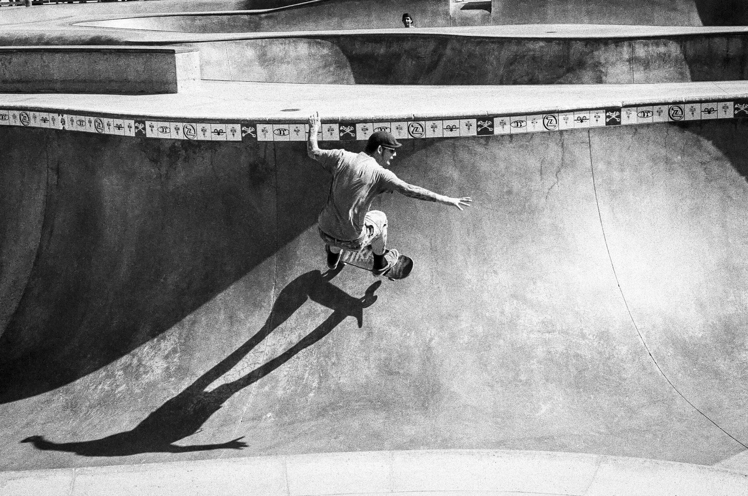 Shadow of the Day | Leica MP | Tri-X | Tony Klimas