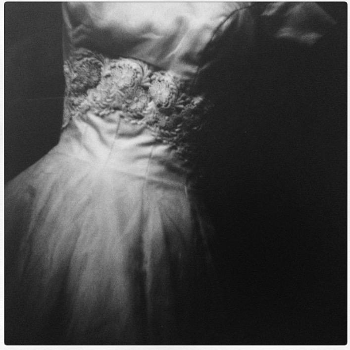 Jennifer Zehner | Wedding dress | Holga