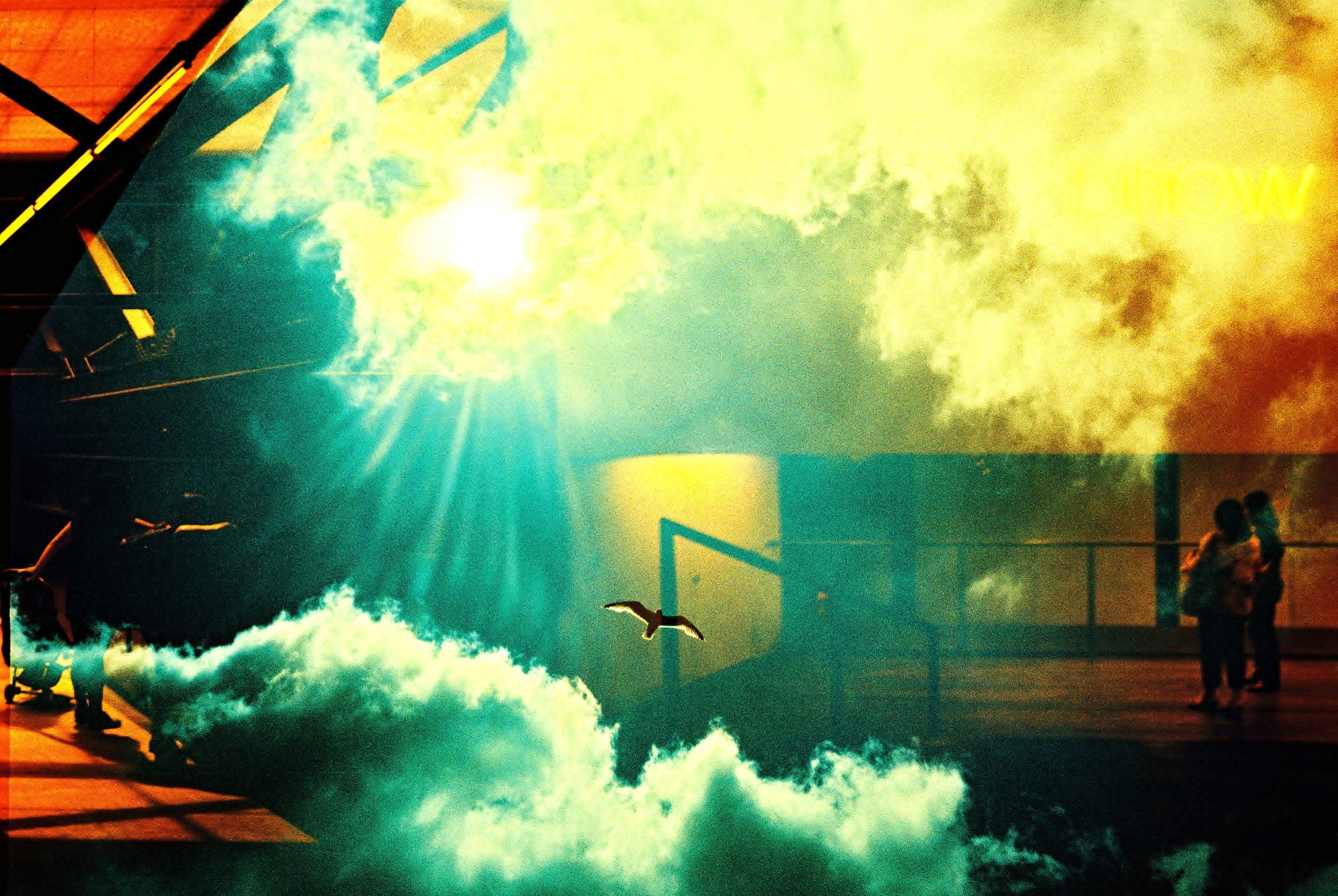 Both Sides Now | Olympus XA4 | Ektachrome | Lucy Wainwright