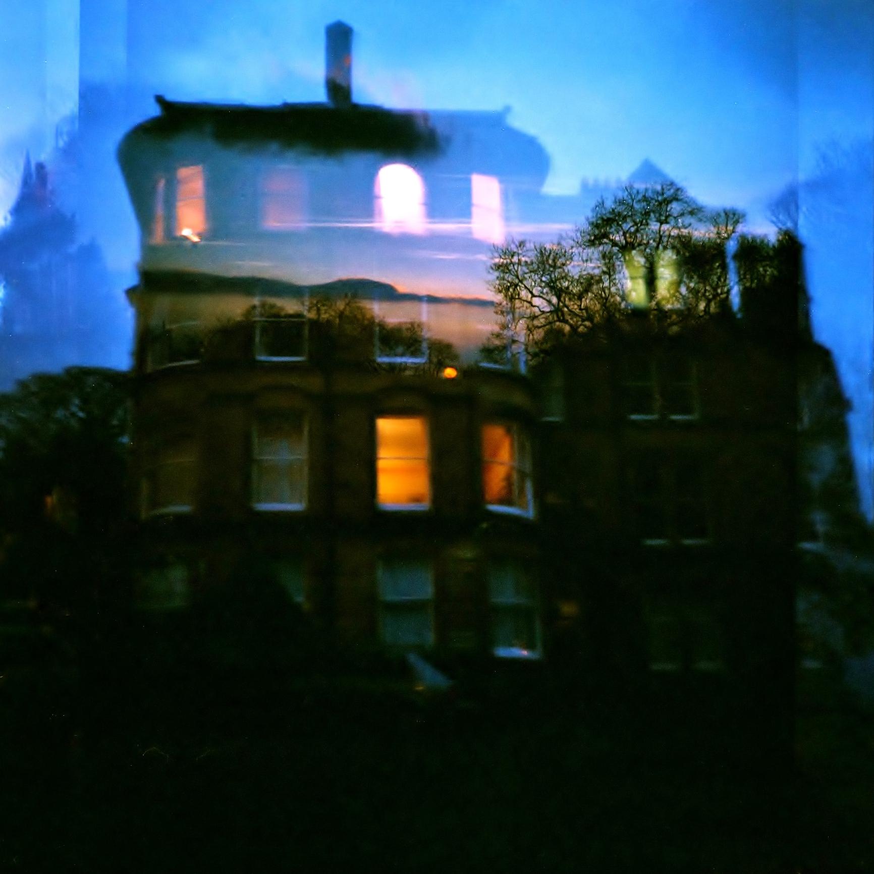 Southern Gothic,Diana F+,Expired Kodak Vericolour CN