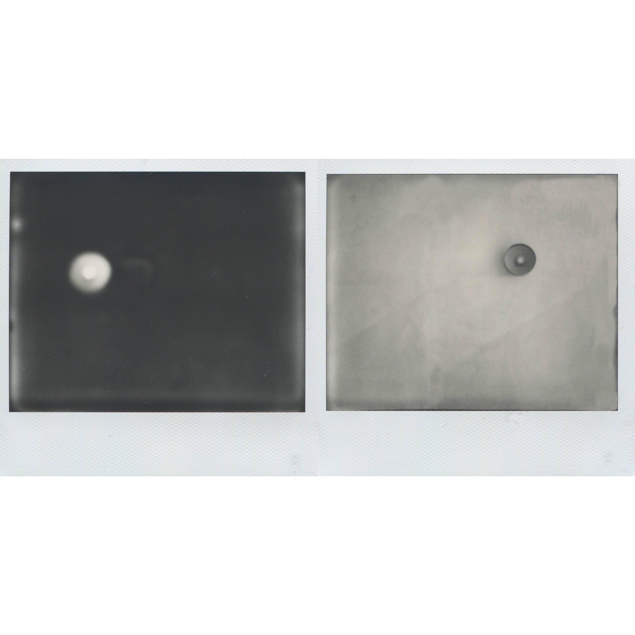 Tealight Candles | Spectra | Impossible Project Black and White Spectra | Lucinda Nicholas
