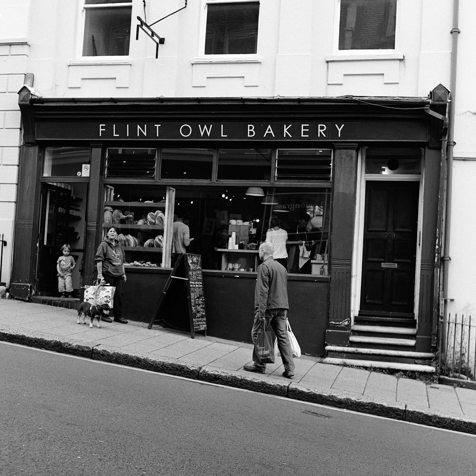 Flint Owl   Rolleicord V   Tri X   Colin Poellot