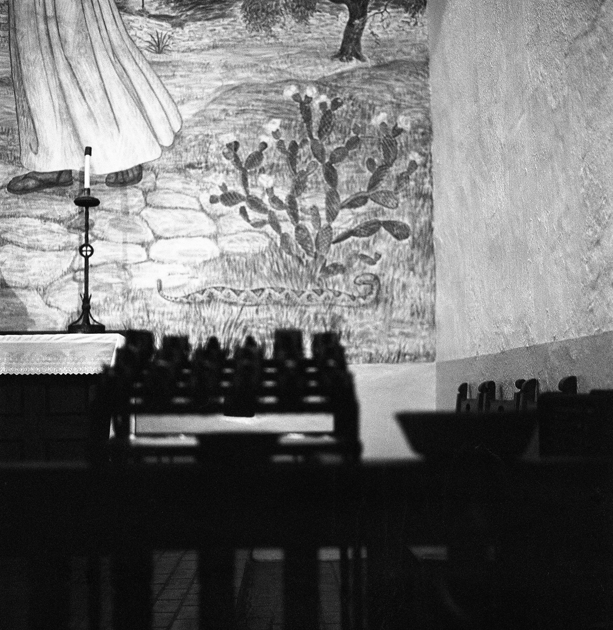 Amy Jasek | Goliad | Hasselblad 500 c/m | Kodak Tri-X
