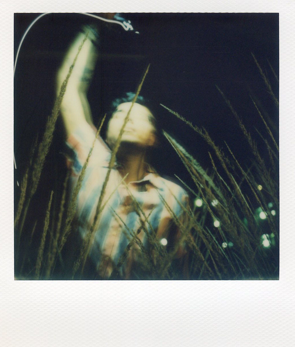 On Growing Like Weeds | Christian Quezada | SX-70 | Impossible Film