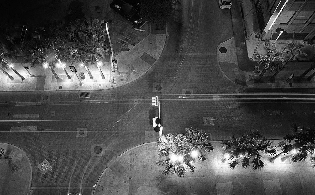 Houston at Presa | Nikon N80 | Ilford HP5 | Barbara Justice