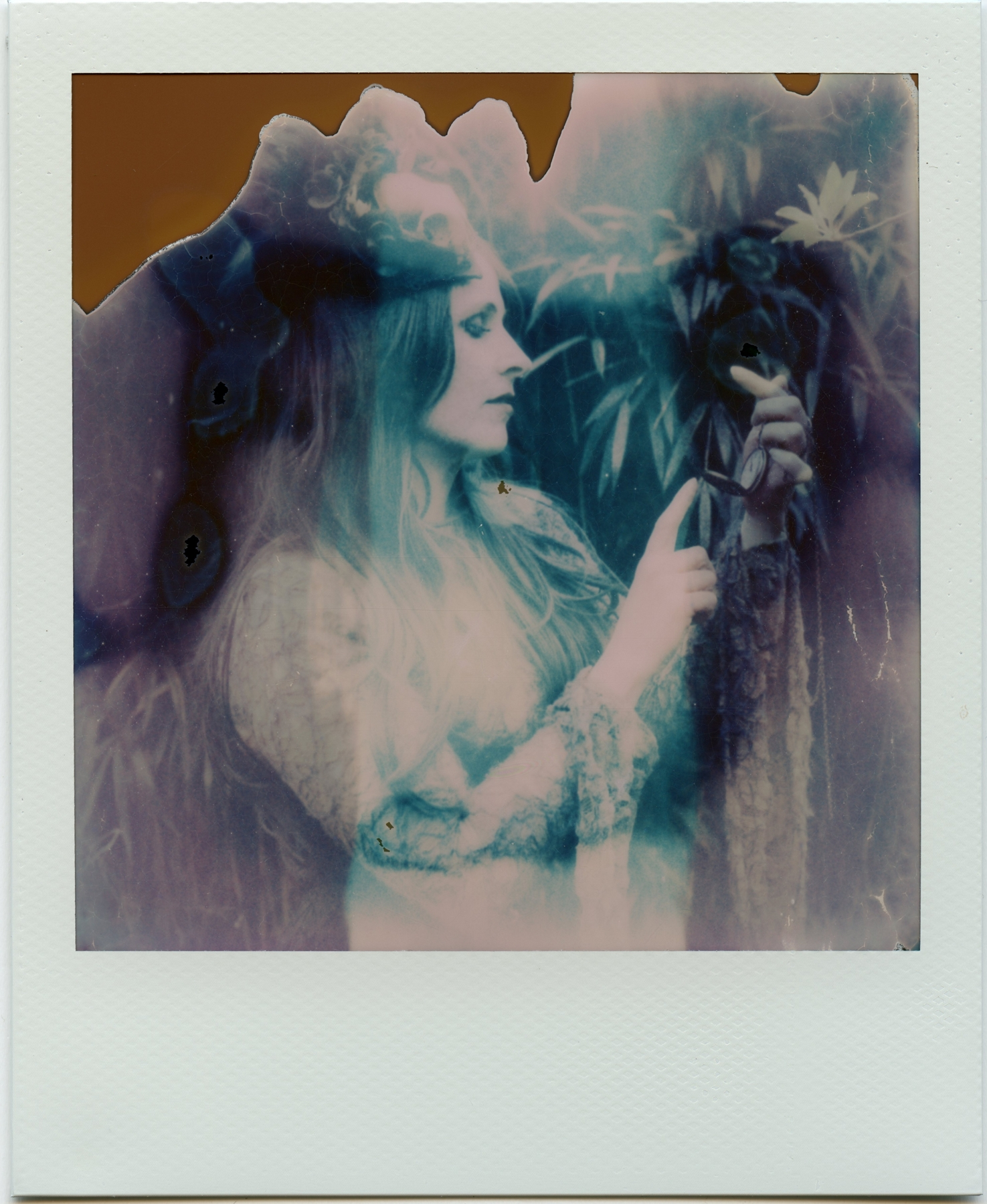 Lost In Time | Polaroid SLR680 | Impossible Project 600 Color Film | Julia Beyer