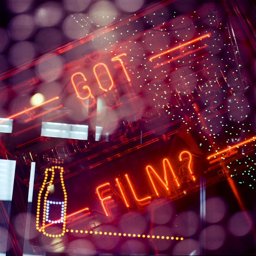 Got Film? | Hasselblad 500cm | Ralph Whitehead