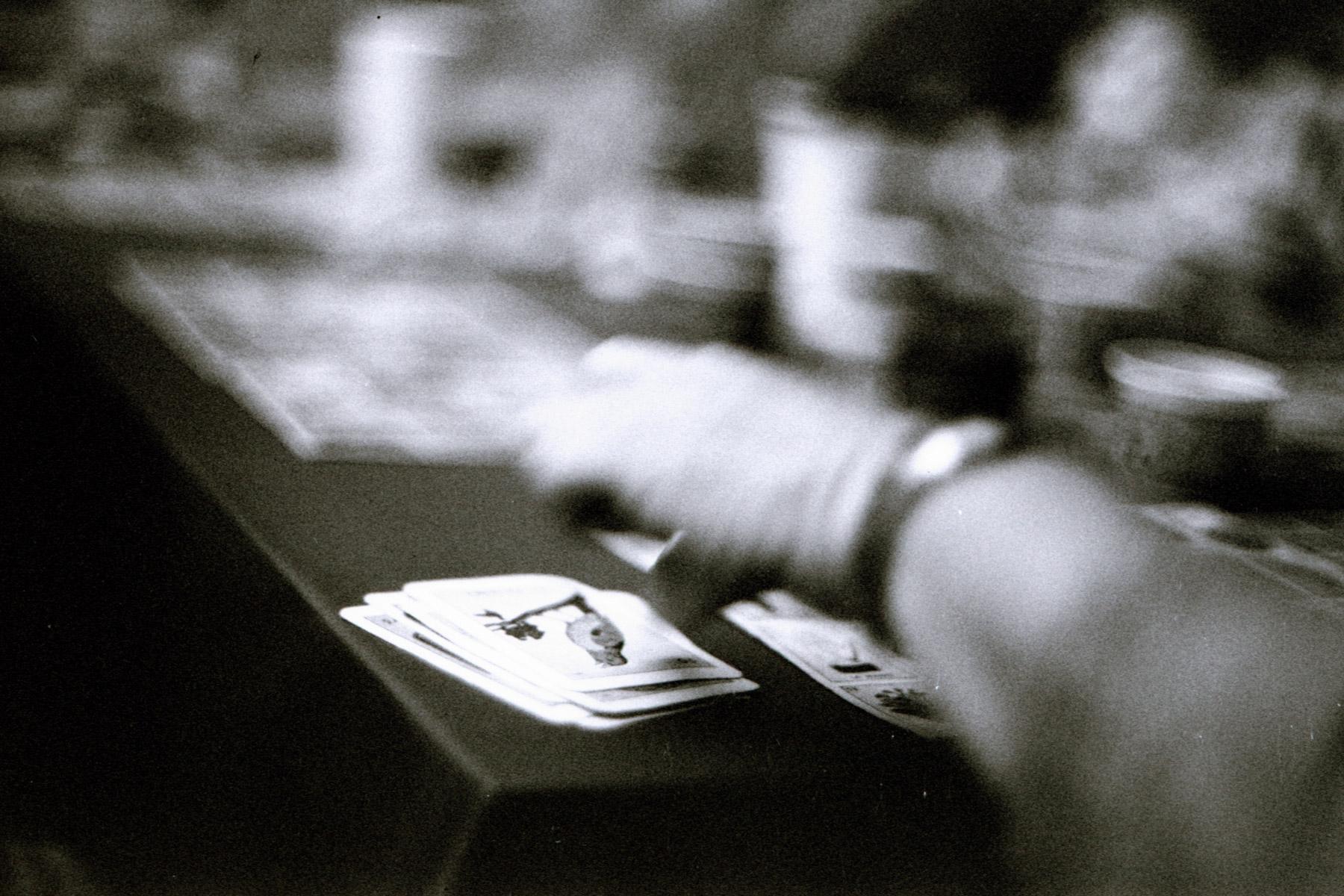 Efrain Bojorquez | Loteria | Asahi Pentax Spotmatic | Arista Edu 400