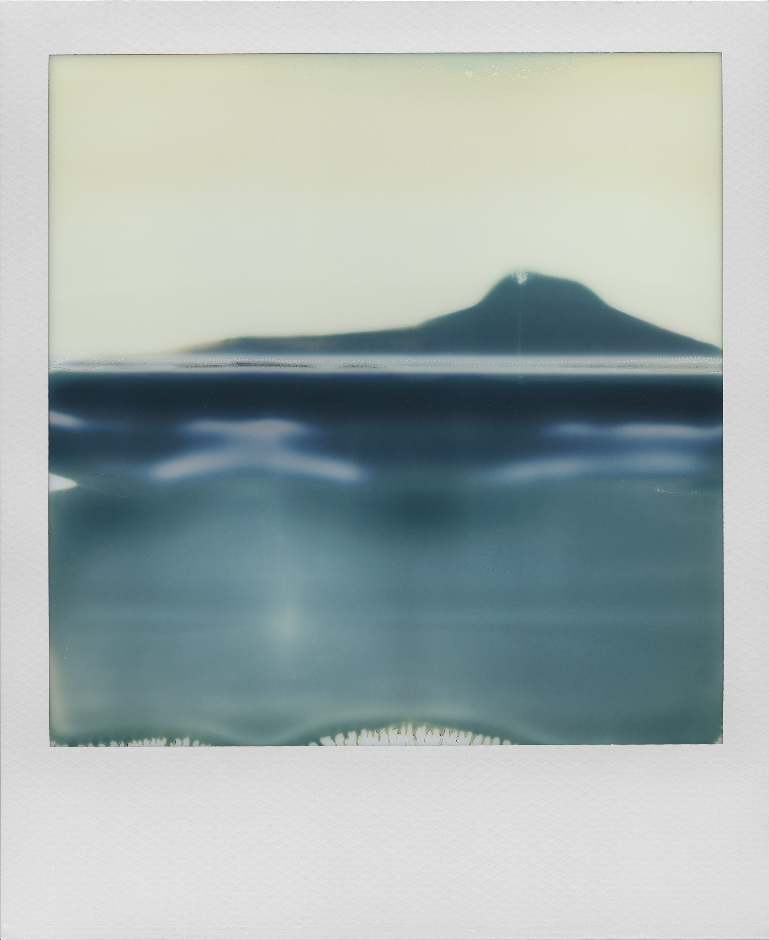Island of Tranquility | Polaroid Sonar One Step | Impossible 600 Colour | Ale Di Gangi