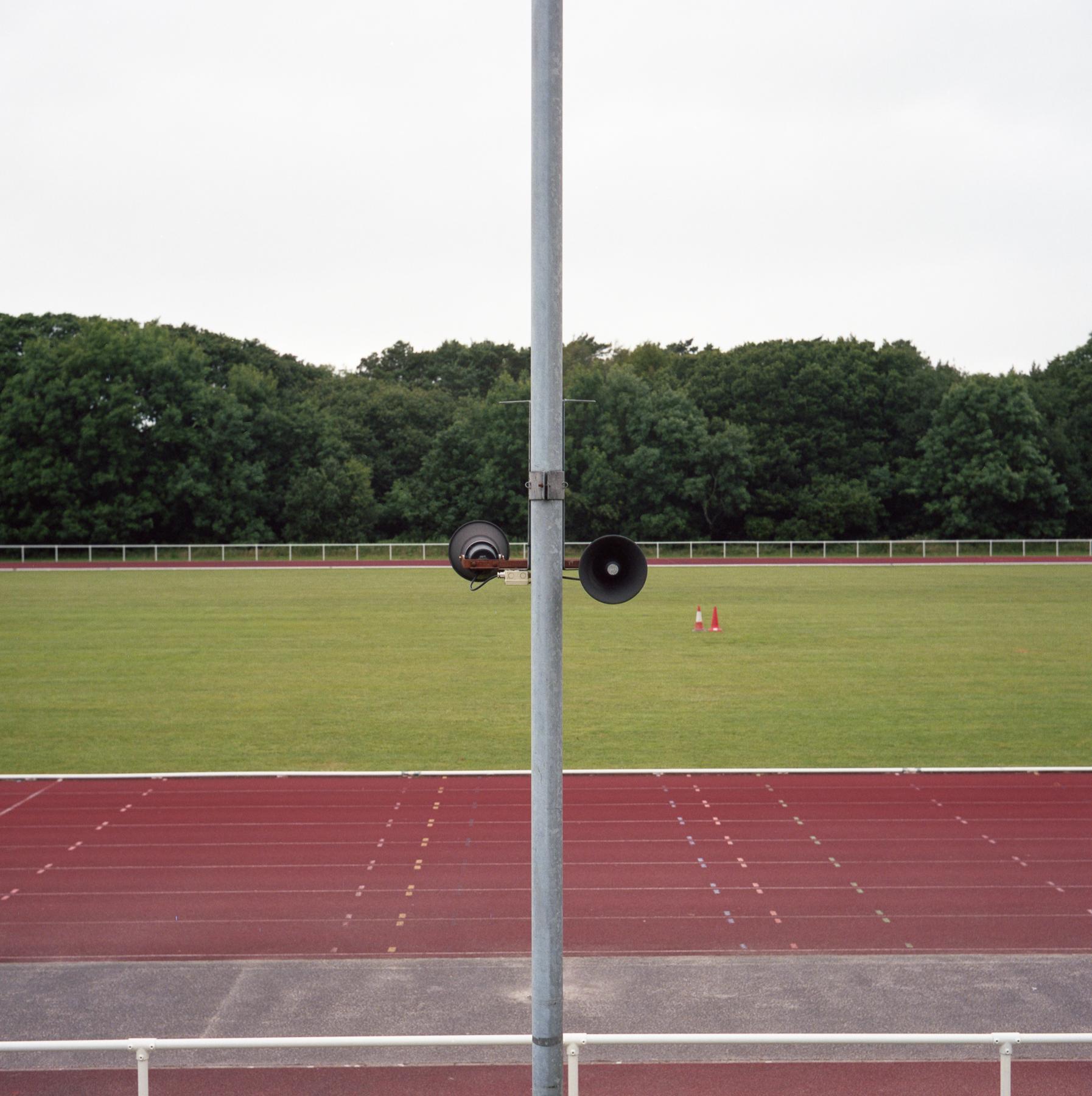 Track & Field | Minolta Autocord | Portra160 | Robert Law