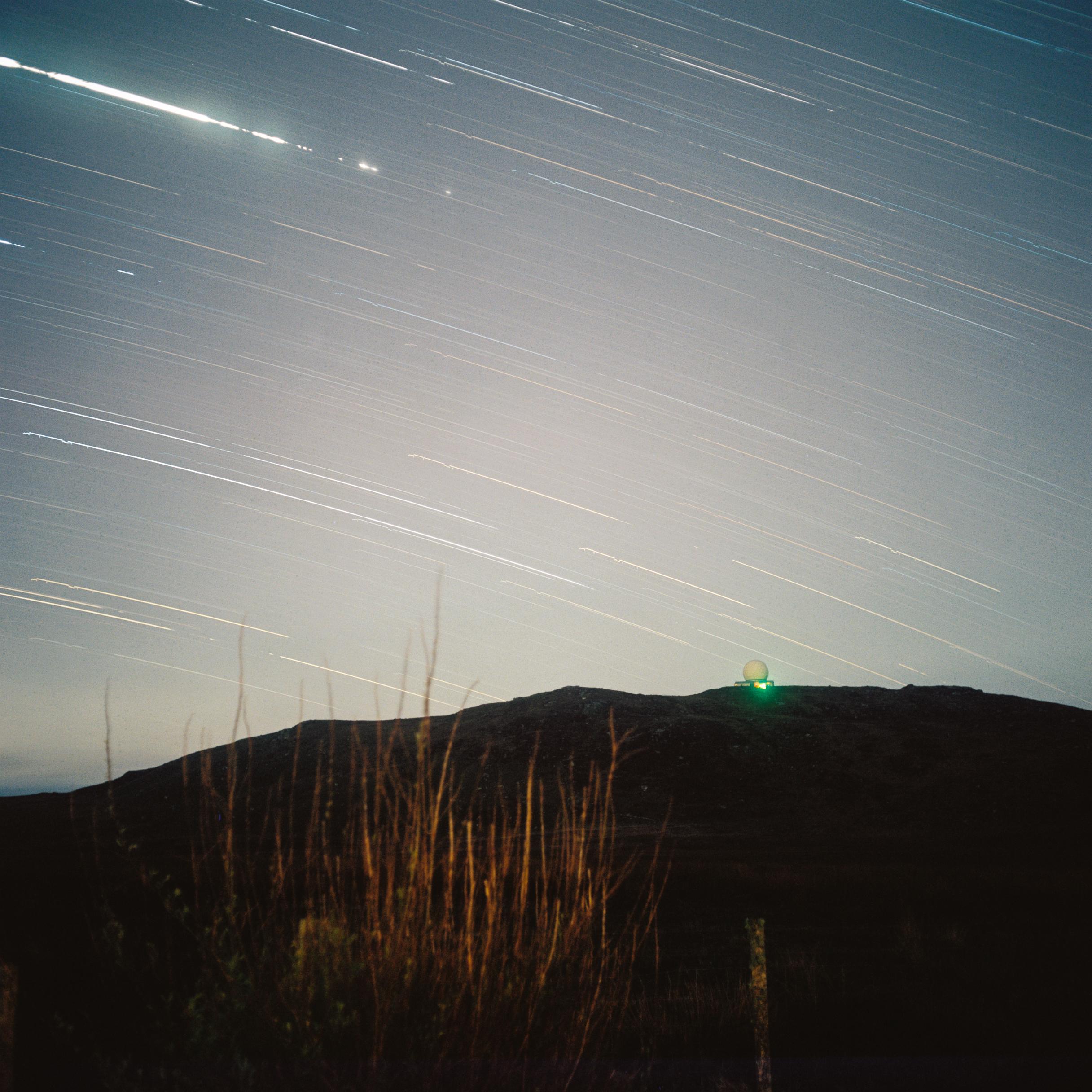 Radar Love | Rolleicord VB | Fuji Pro 400H | Michael Rennie