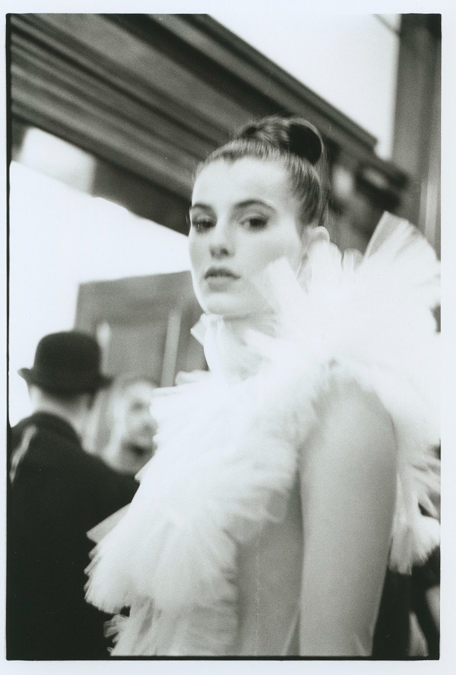 London Fashion Week Backstage | Leica M4 | Ralph Whitehead