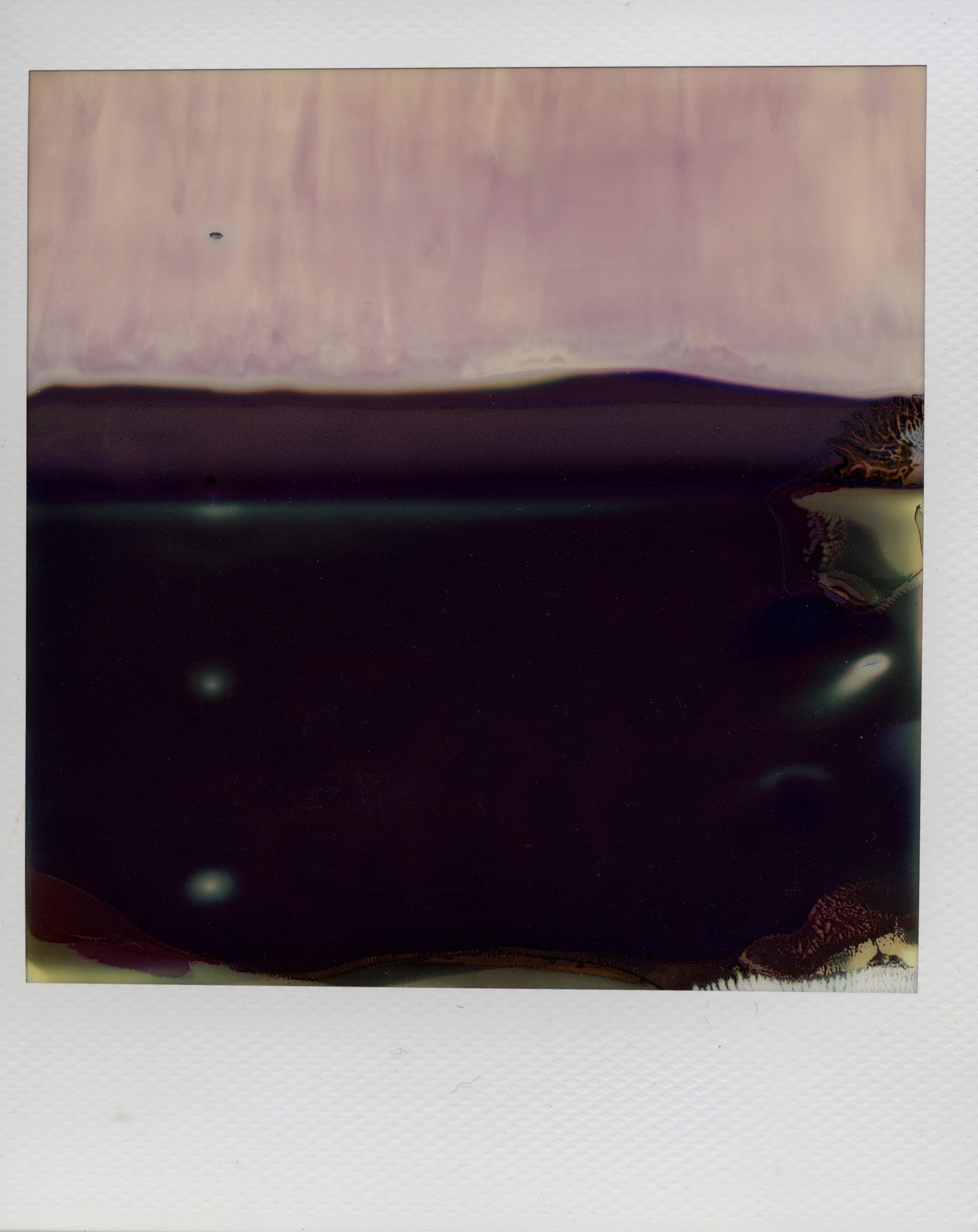 Instant Impression | Land Camera | Impossible Colour | Georgiana Feidi