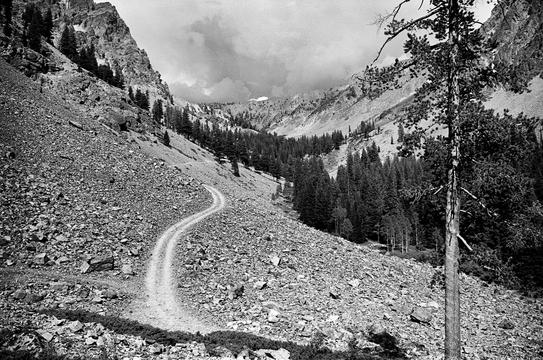 Boulder basin 1975…Aug. 1975 Leica M5, 35mm Summicron, Ilford Pan F