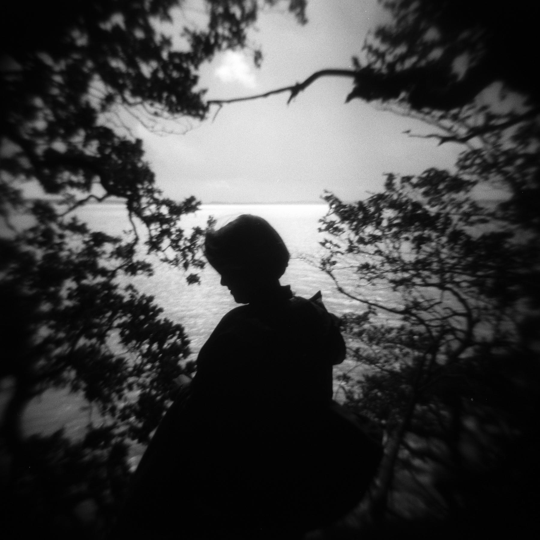 A Girl | Holga 120FN | Anders Liingaard Jespersen