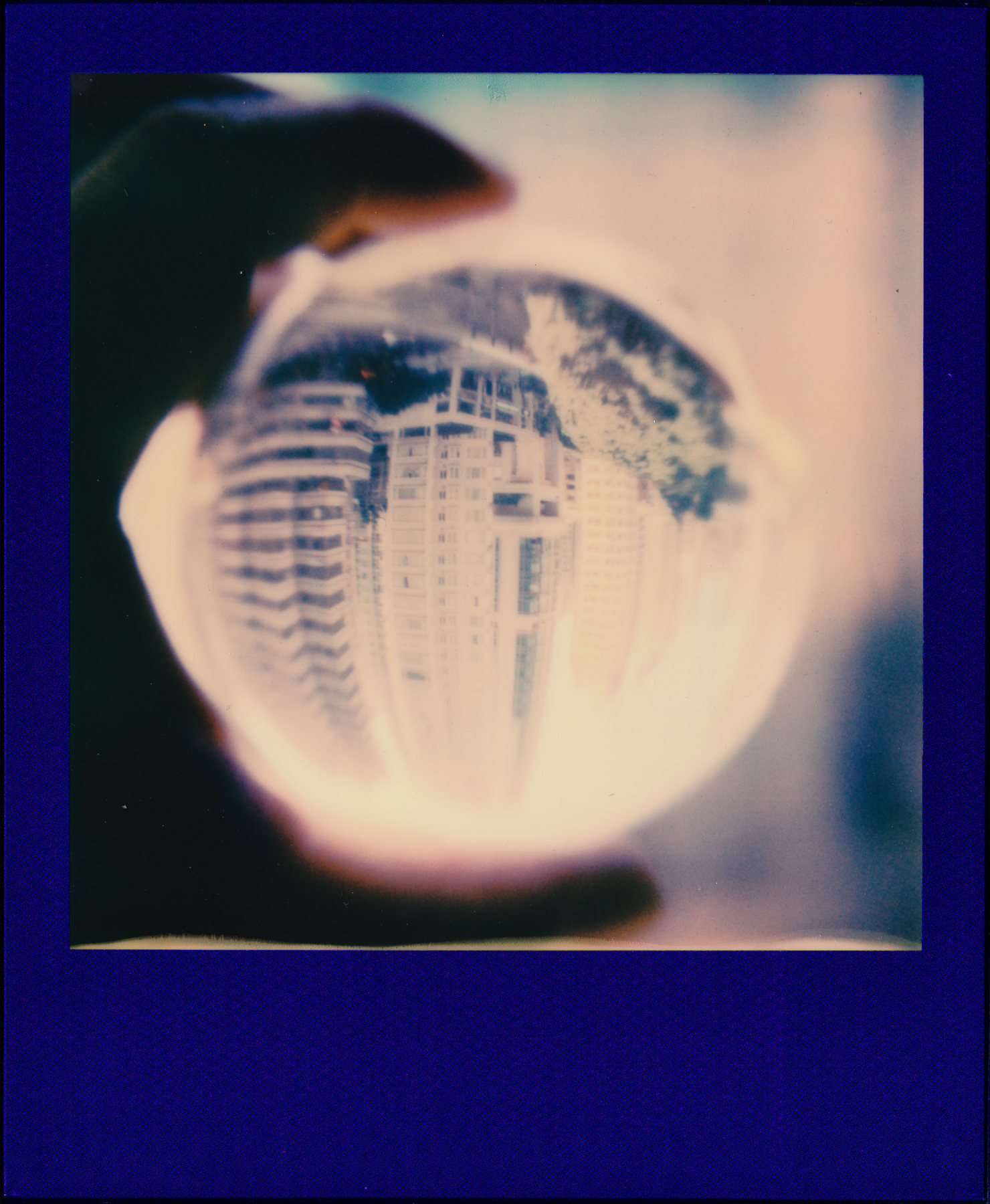 Dreams | SLR670S | Polaroid Originals | Paul Chow
