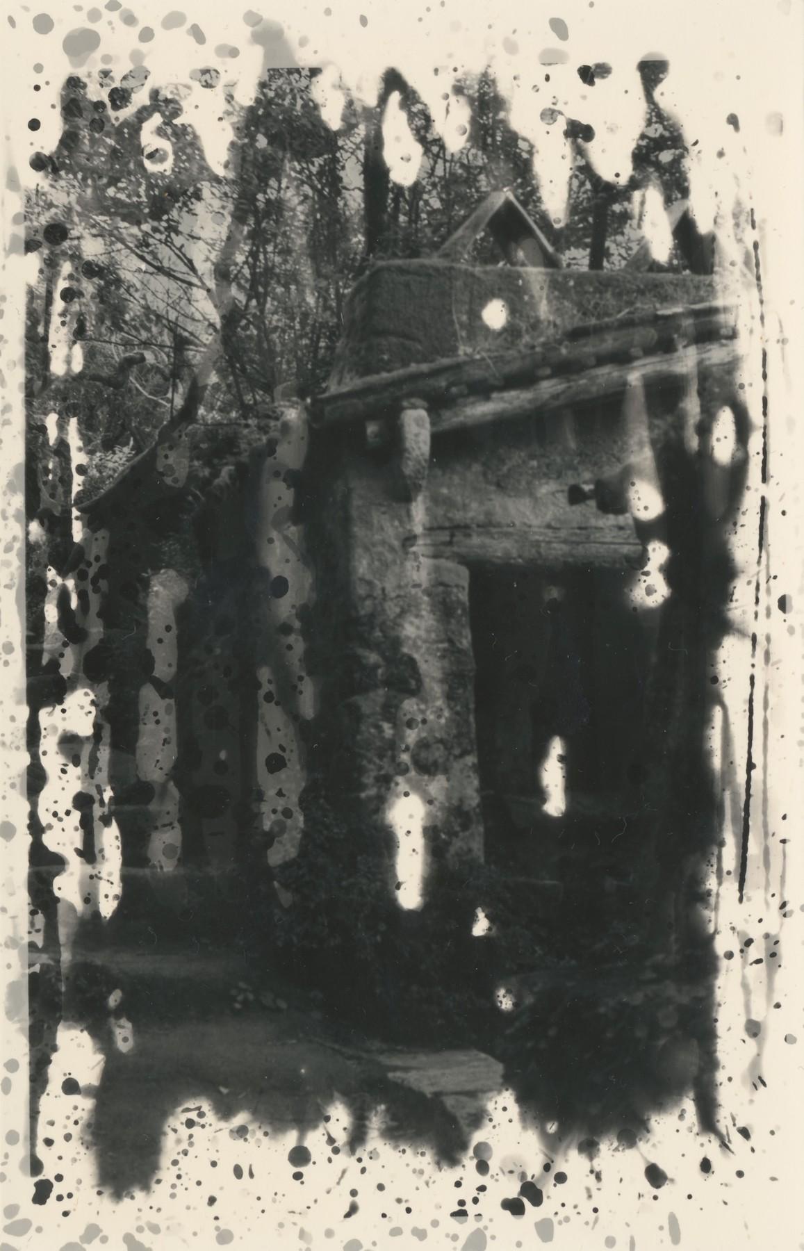 Patrice Baunov   Forgotten and Abandoned   expired ORWO photographic paper