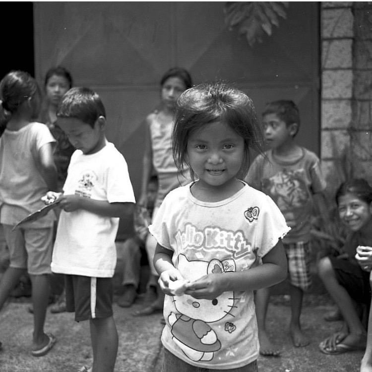 Guatemala Smile | Bronica SQA | Tmax 400 | Jennifer Zehner