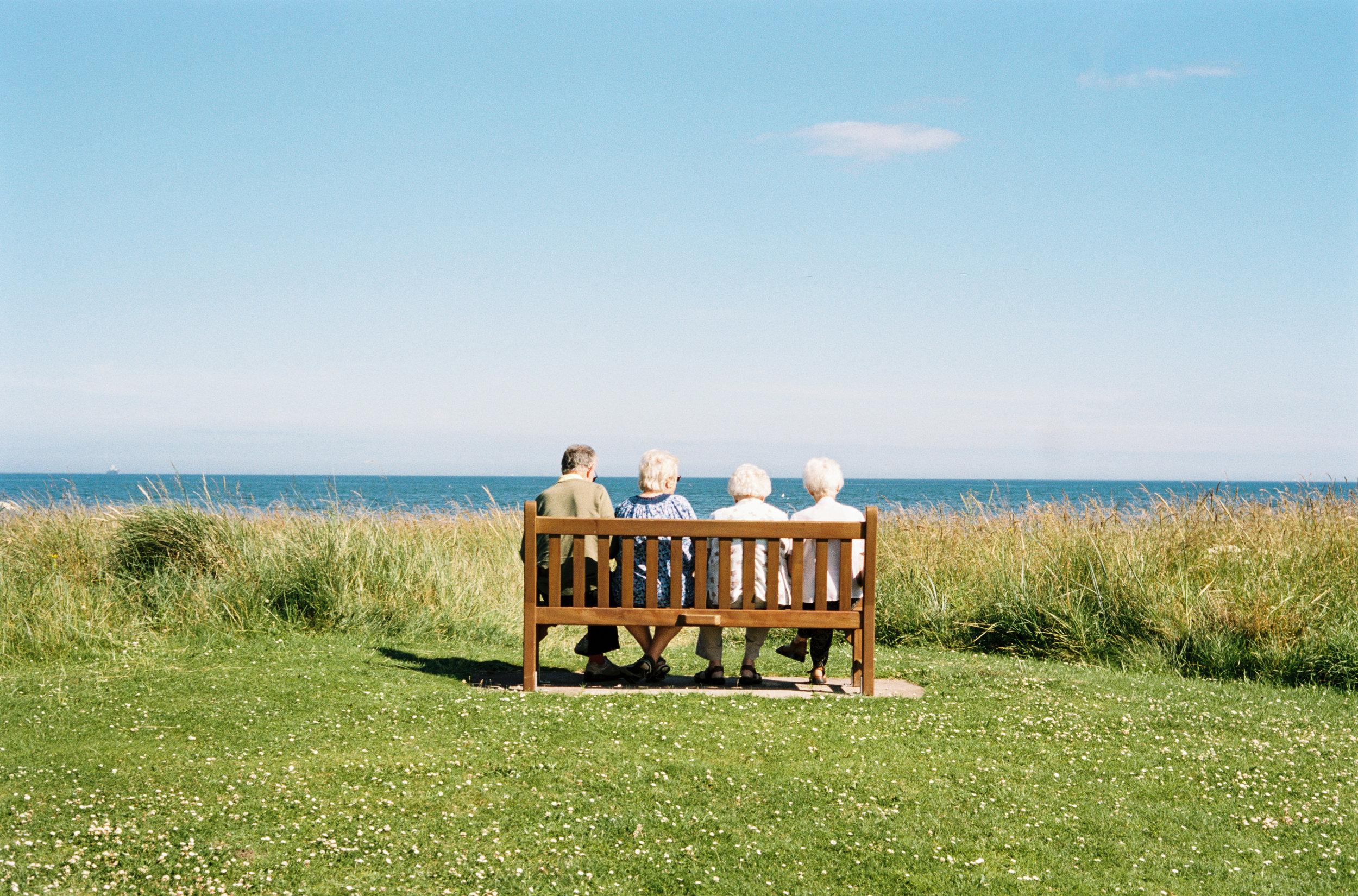 Enjoy The Simple Things | Portra 160 | Leica M4 | 50mm F1.4 | Michael Rennie