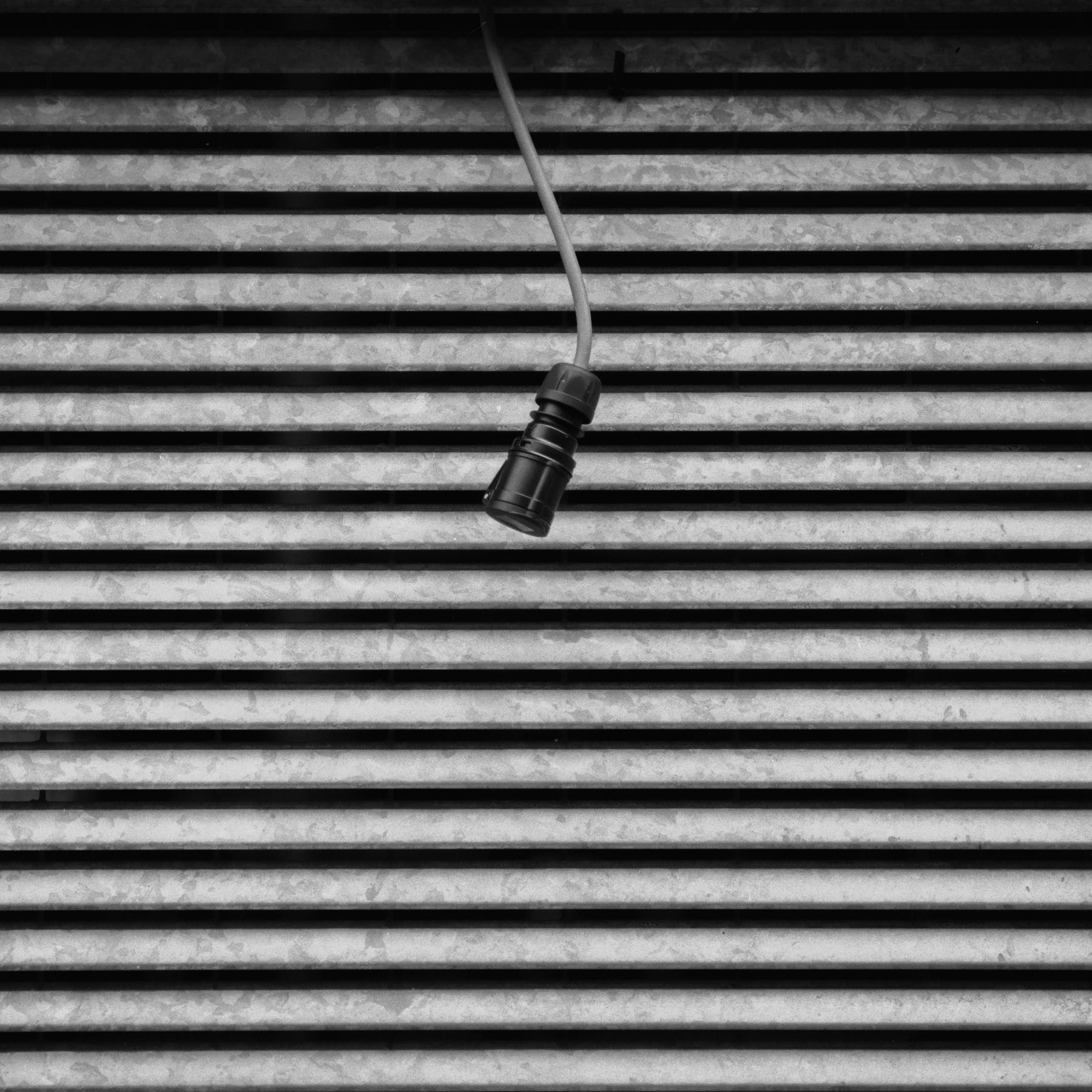 Plug | Mamiya M645 1000s | 150mm f/3.5 | Umberto Gnocchi