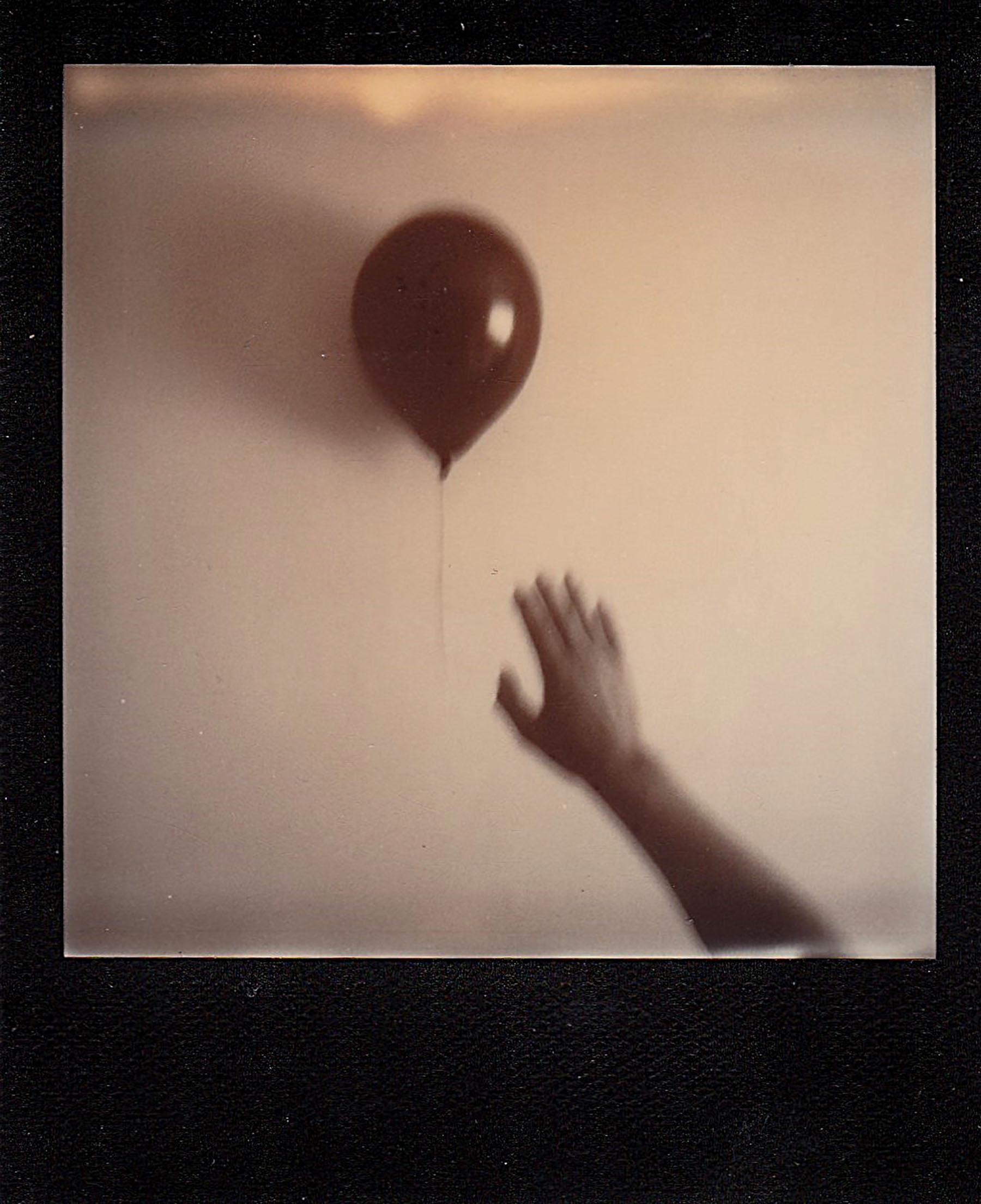 Andreea Andrei | Polaroid Project | Polaroid 600 Spirit