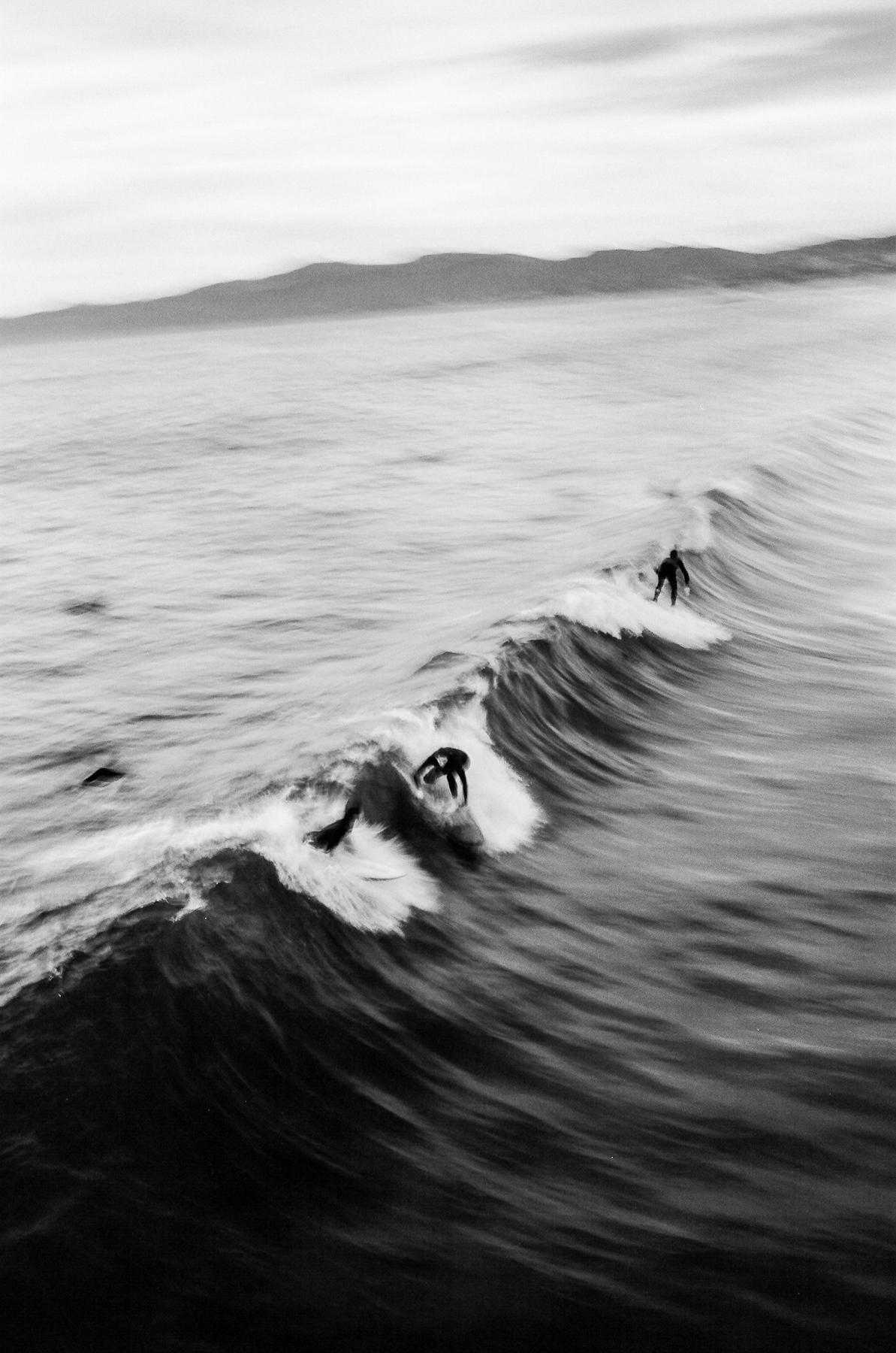 Venice Pier | Leica MP | 50mm f/1.4 | Provia 100F | Roger Wojahn