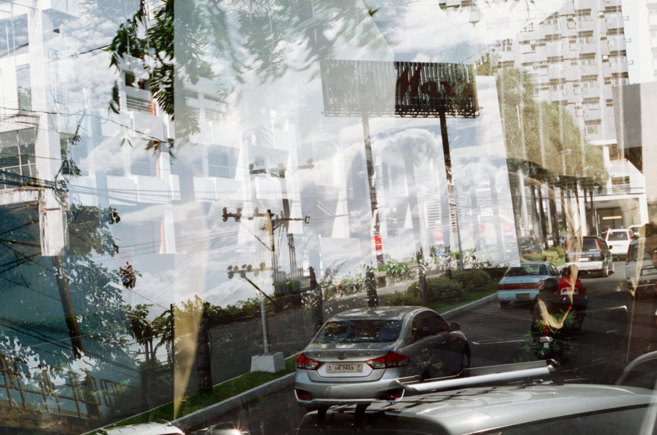 Concrete Jungle | Canon Ftb | Superia | Angeldyn Biñas